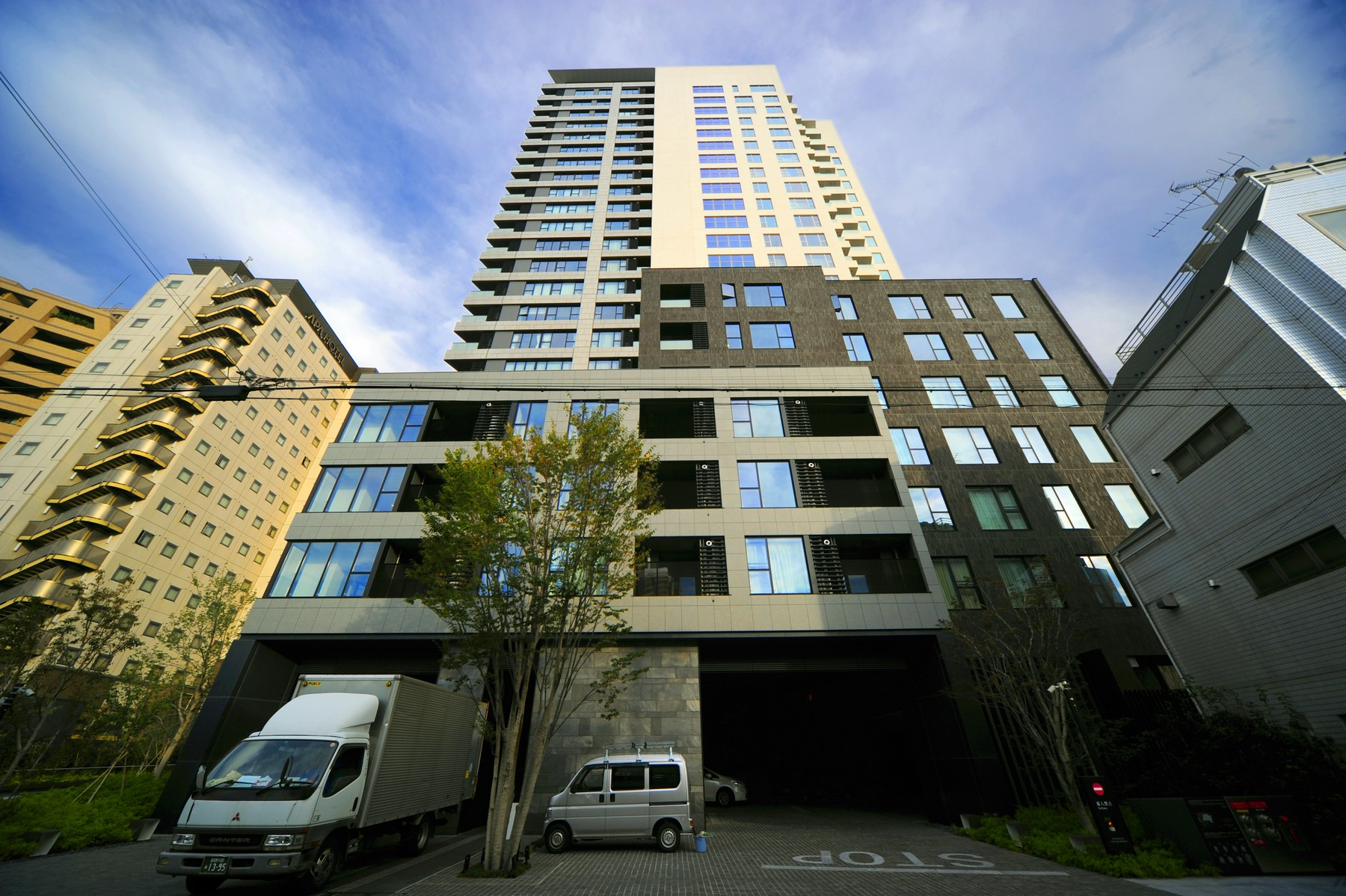 Property For Sale at The Parkhouse Nishi Azabu Residen