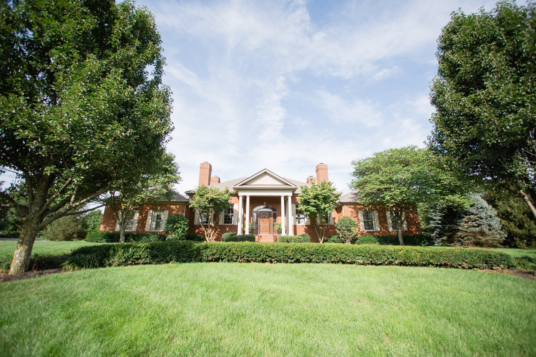 Maison unifamiliale pour l Vente à 14 Court of Champions Nicholasville, Kentucky, 40356 États-Unis