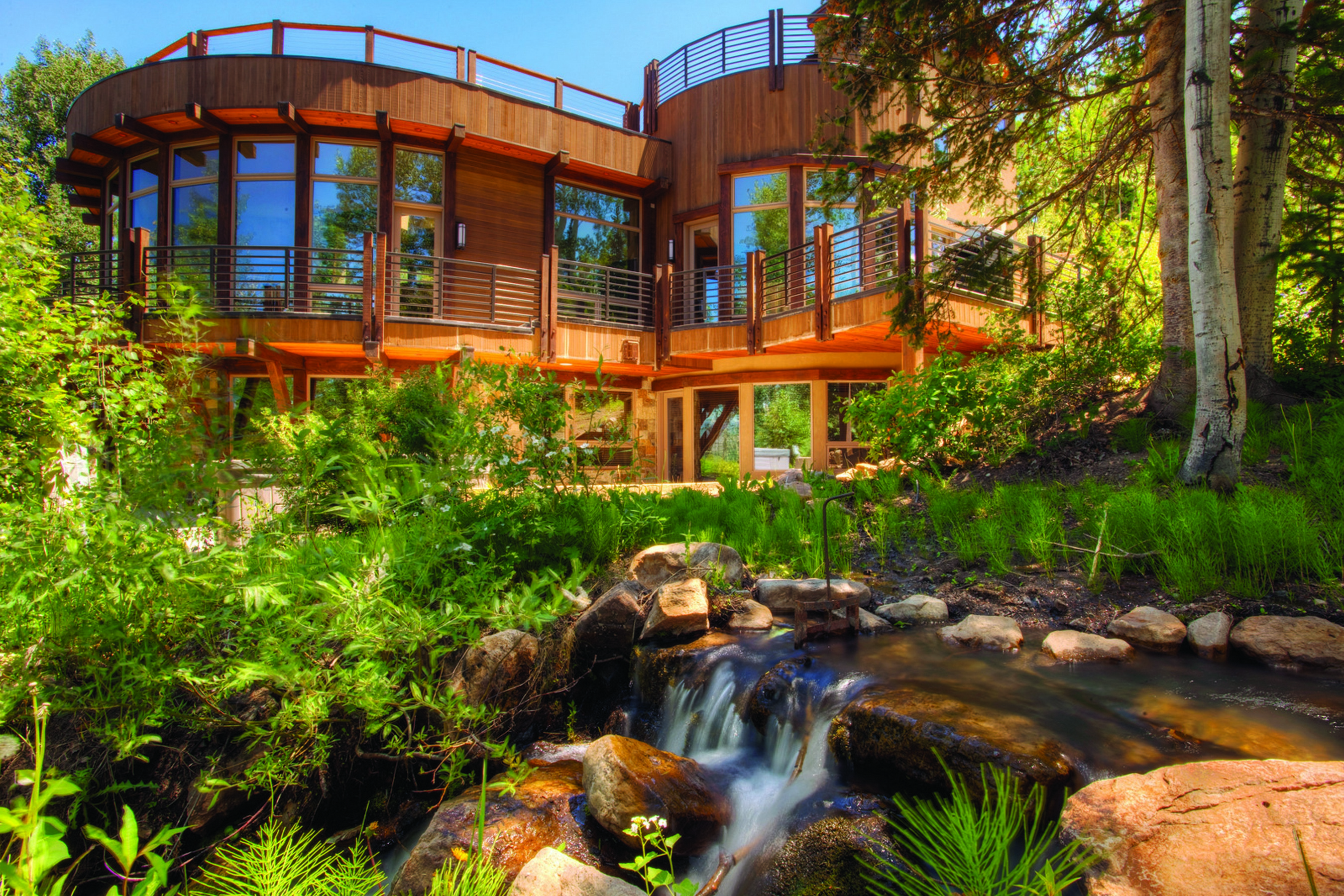 Villa per Vendita alle ore The Ultimate Mountain Home 1457 Wood Rd Snowmass Village, Colorado, 81615 Stati Uniti