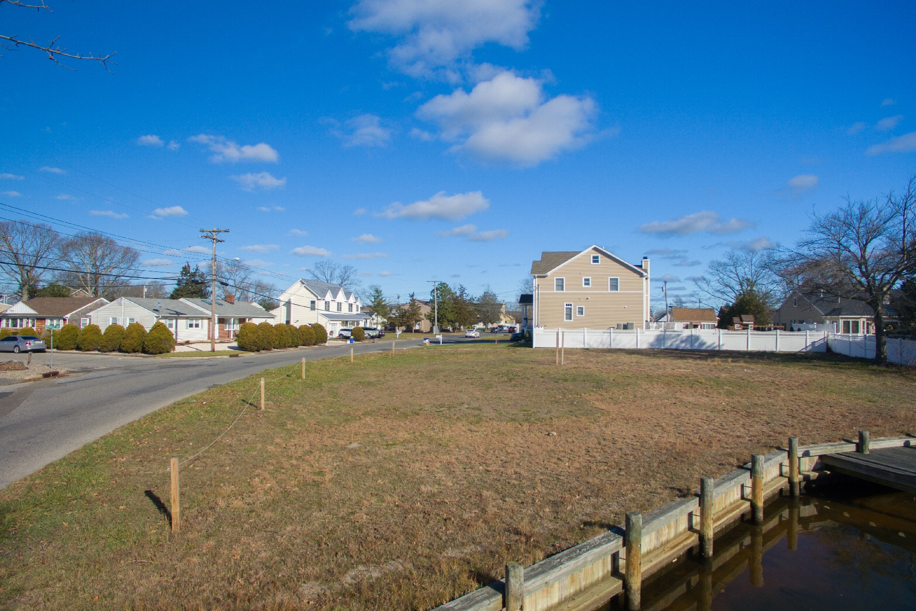 Land for Sale at Massive Lagoon Front Lot 1406 Rue Mirdador Point Pleasant, New Jersey 08742 United States