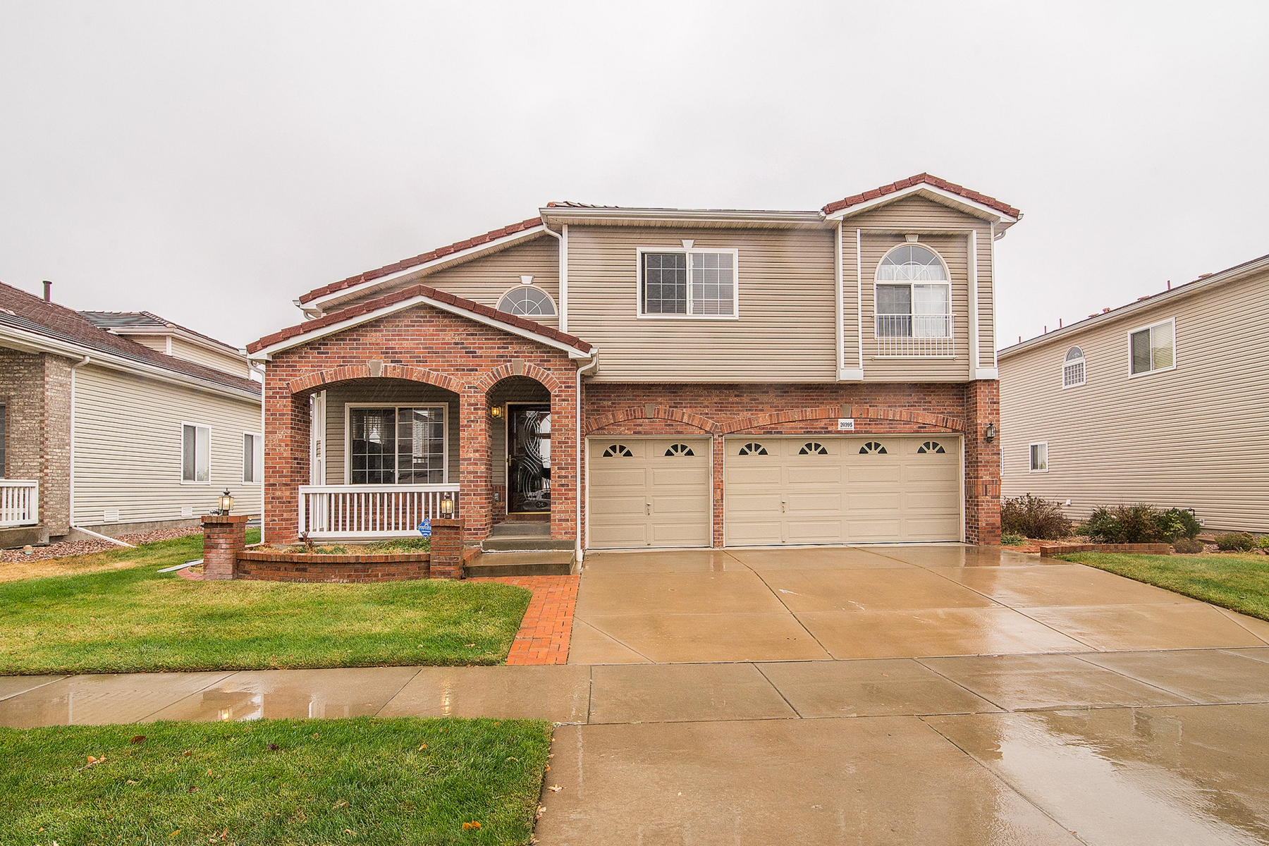 Single Family Home for Sale at Most sought out location in Green Valley Ranch 20395 E 49th Ave Denver, Colorado 80249 United States