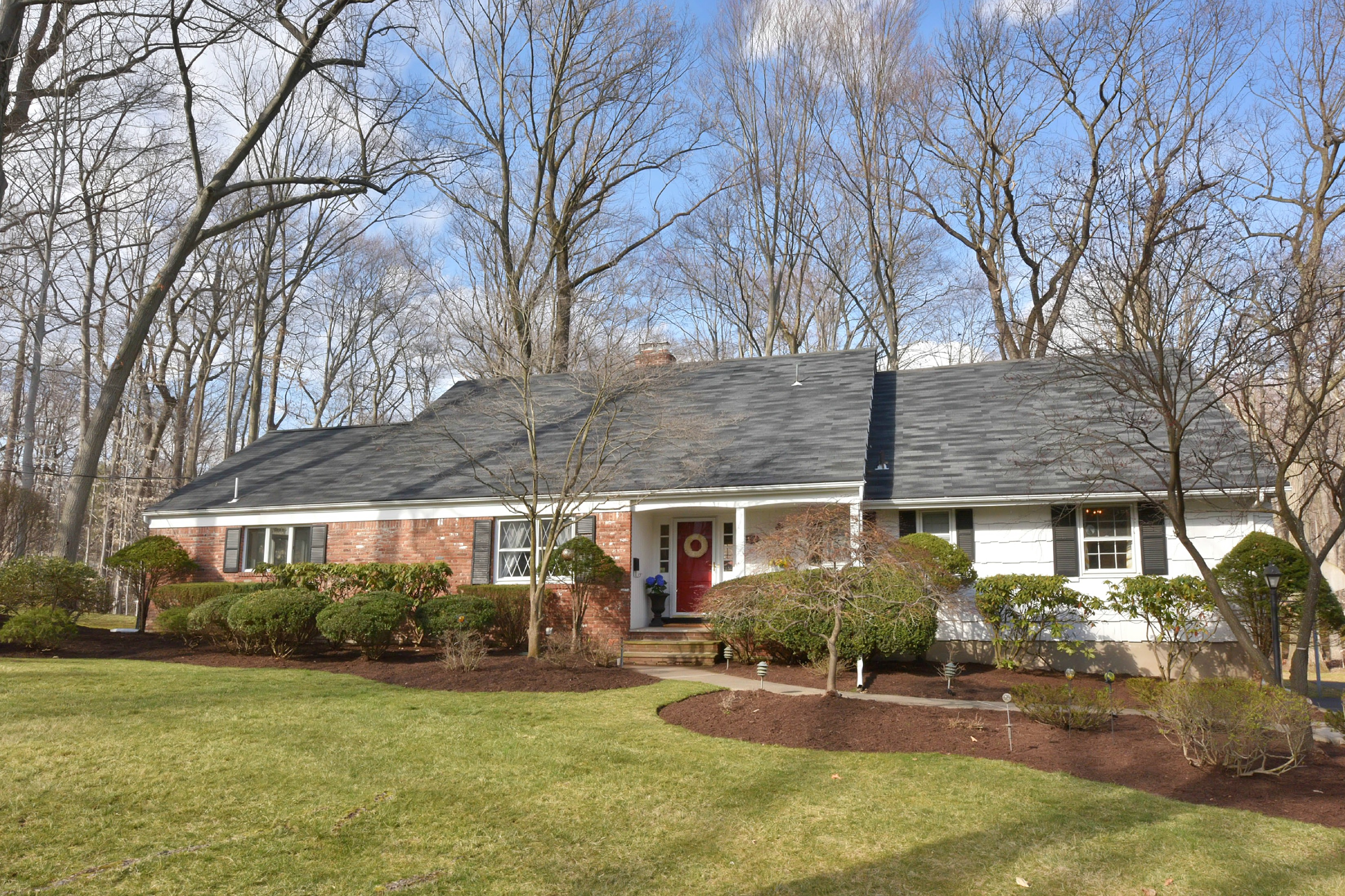 sales property at Fabulous Expansive Colonial In Allendale.