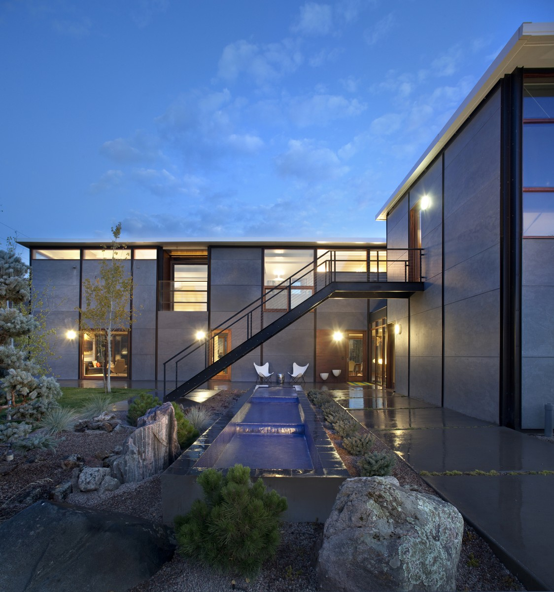 Moradia para Venda às Woody Creek Contemporary 8895 Upper River Road Woody Creek, Colorado 81656 Estados Unidos