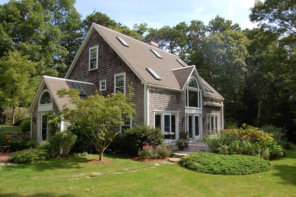 Single Family Home for Sale at Pilot Hill Farm 22 West Sound Lane Vineyard Haven, Massachusetts 02568 United States