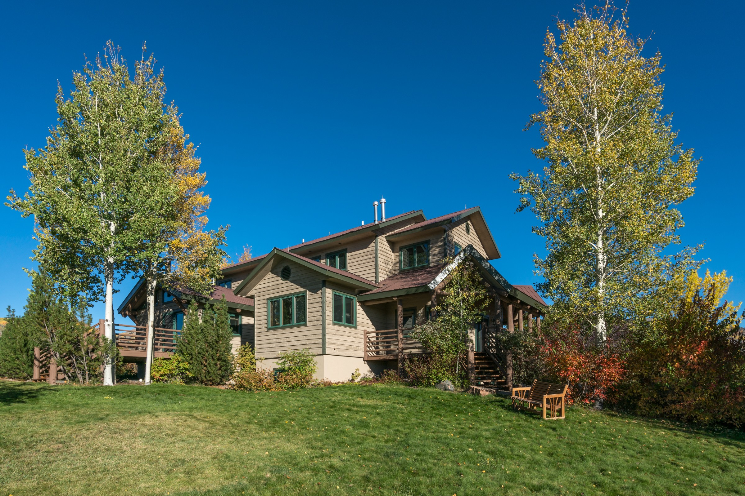 Single Family Home for Sale at Steamboat Bliss 39825 Deerfoot Avenue Steamboat Springs, Colorado, 80487 United States