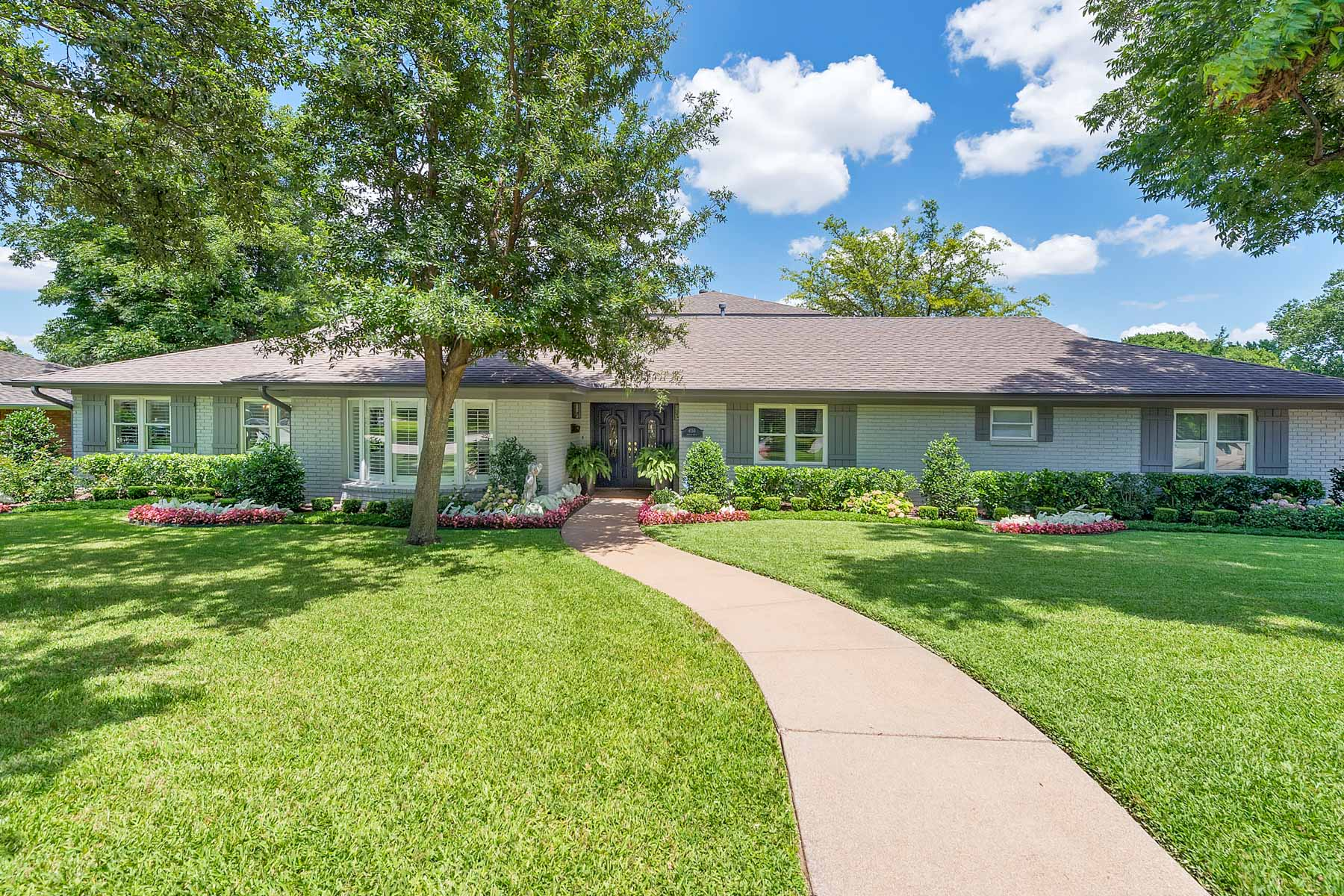 Single Family Home for Sale at Westcliff, Traditional, Ranch 4155 Sarita Drive Fort Worth, Texas, 76109 United States