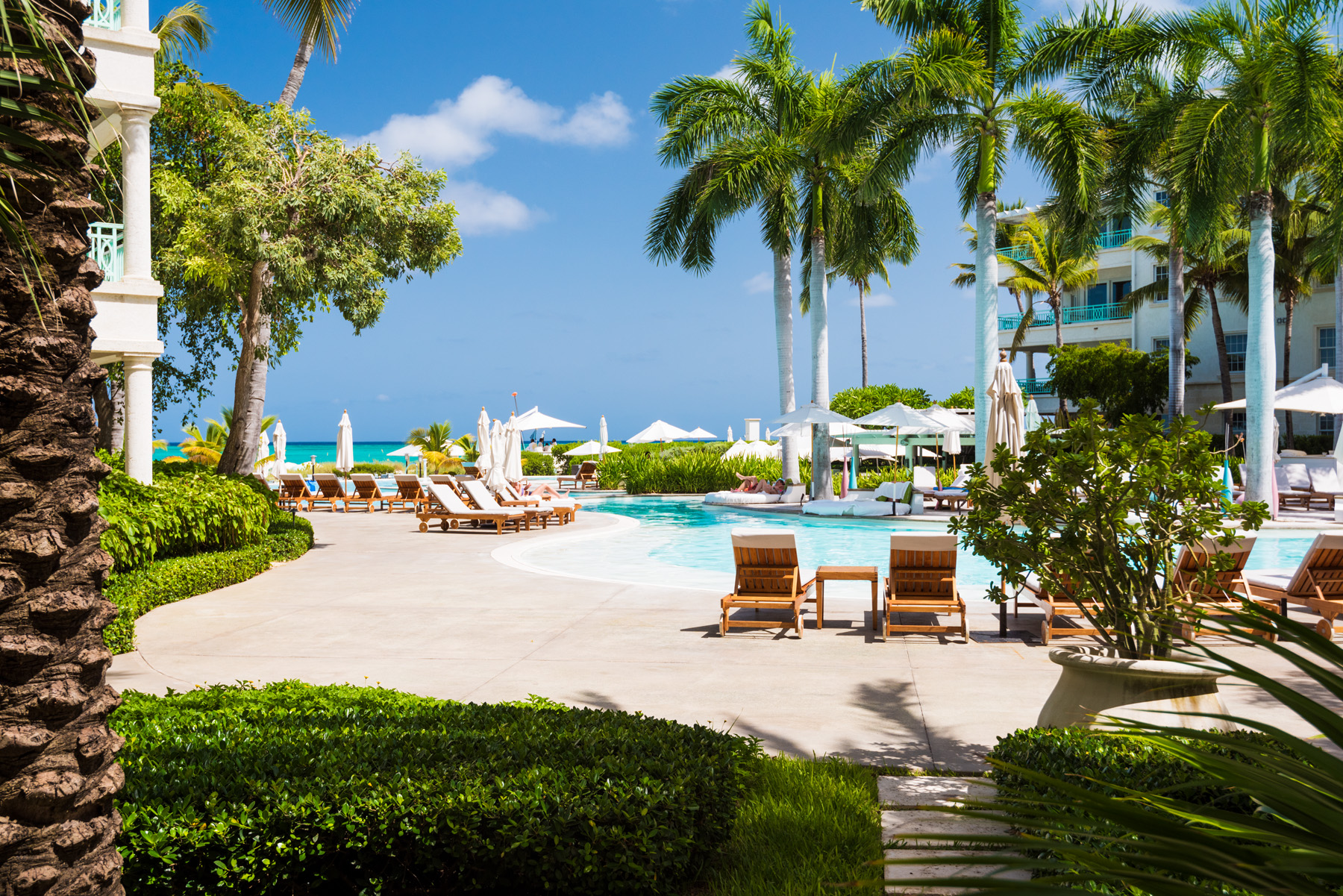 Additional photo for property listing at The Palms - Suite 4103.04 The Regent Palms, Grace Bay, Провиденсьялес Теркс И Кайкос