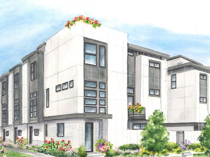 Townhouse for Sale at 3020 Zuni Street, Unit 7 Denver, Colorado 80211 United States