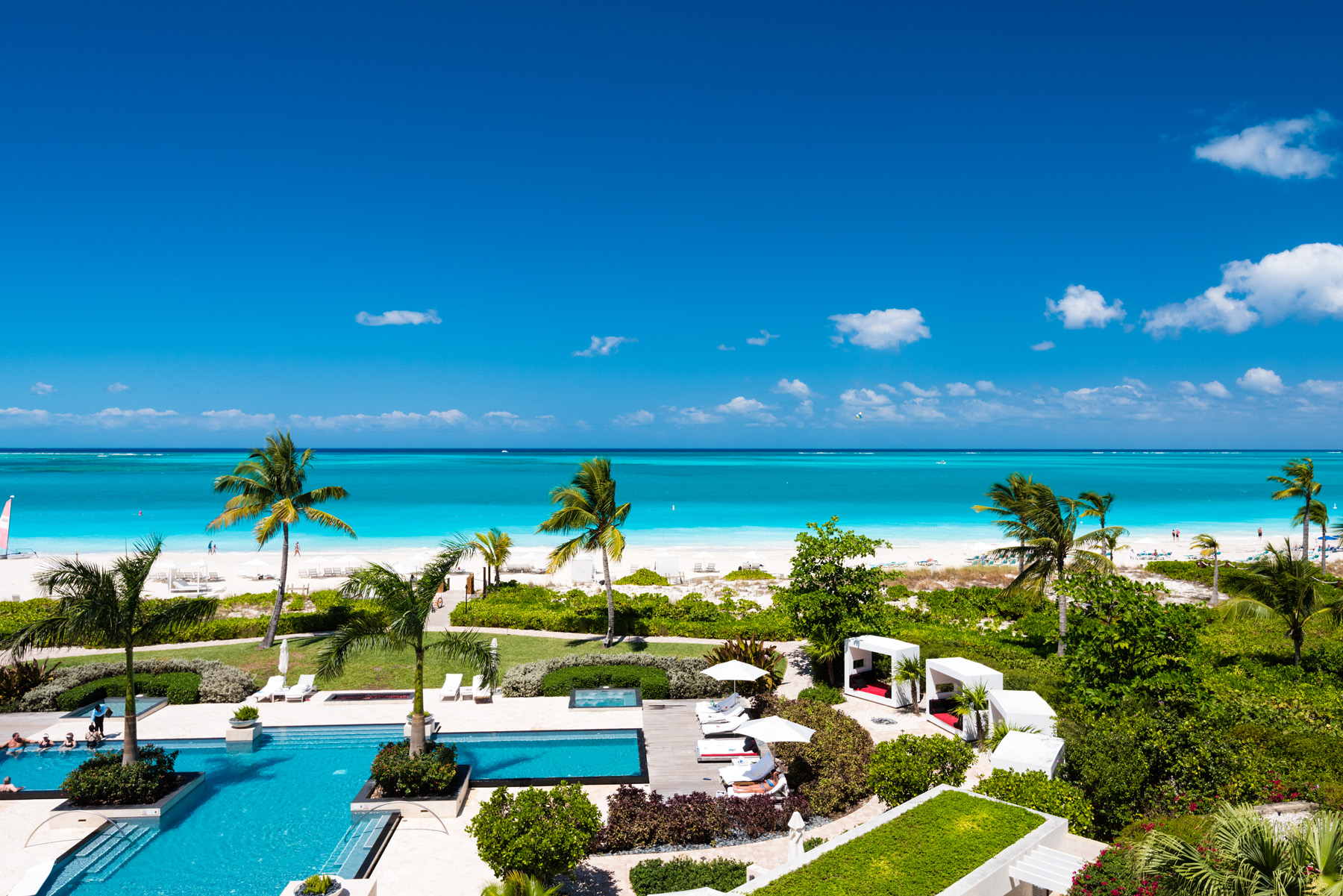 Appartement en copropriété pour l Vente à The Estate at Grace Bay Club G301 Grace Bay Resorts, Grace Bay, Providenciales Îles Turques Et Caïques
