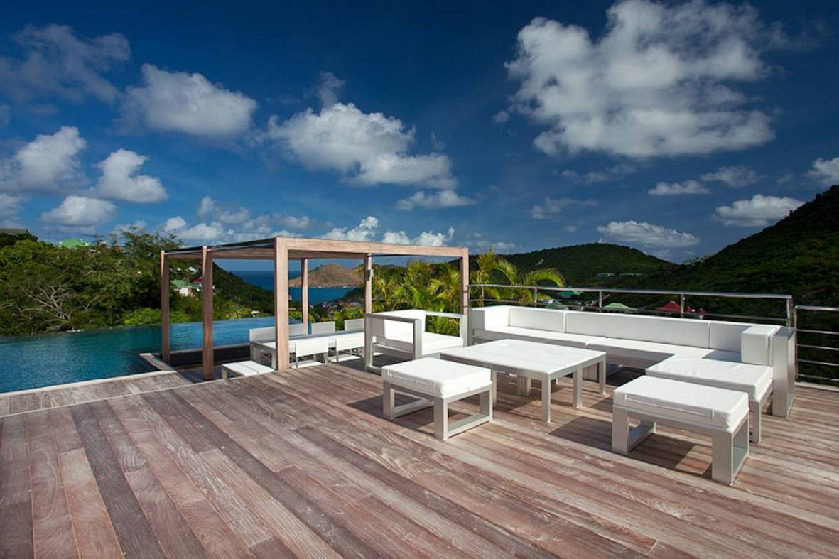 Villa per Vendita alle ore Villa Eternity Flamand Other St. Barthelemy, 97133 St. Barthelemy