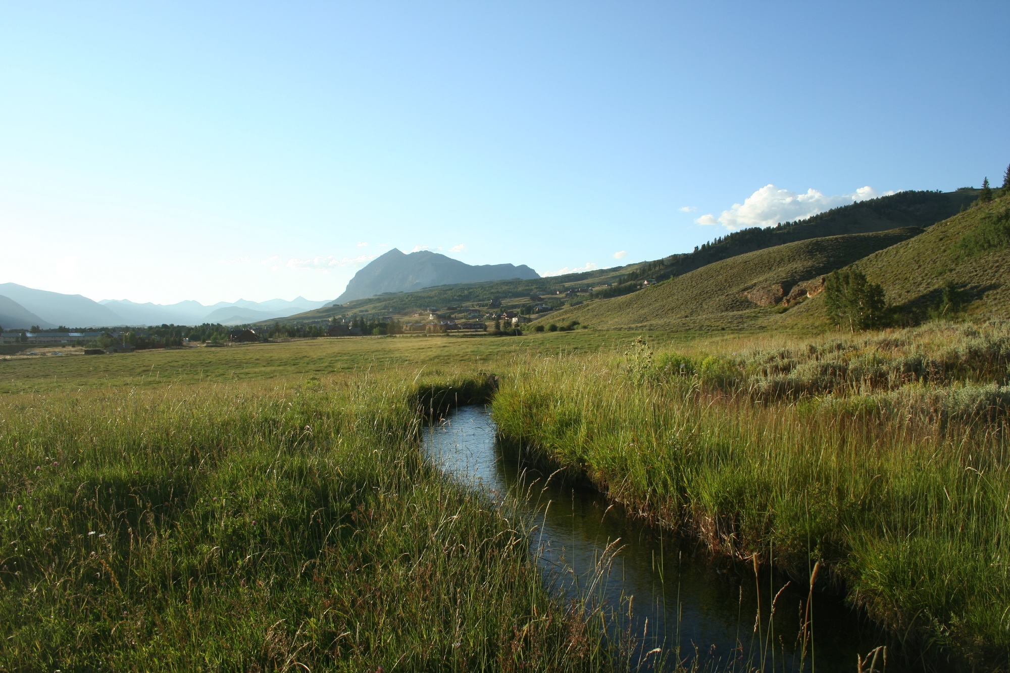 Terreno por un Venta en Pogna Ranch 0 Unnumbered Upper Allen Road Crested Butte, Colorado 81224 Estados Unidos