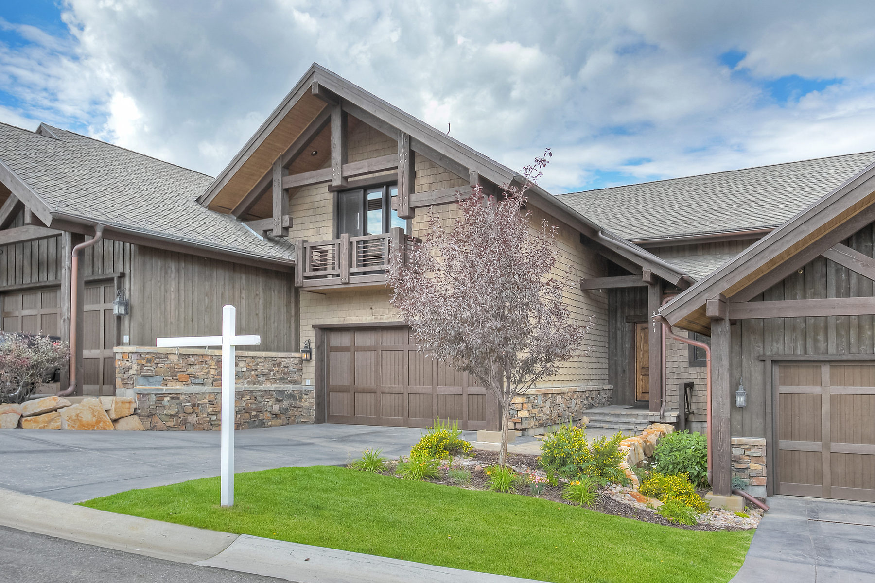 Townhouse for Sale at Awesomeness on the 18th Green 8861 Jeremy Point Ct #2 Park City, Utah 84098 United States