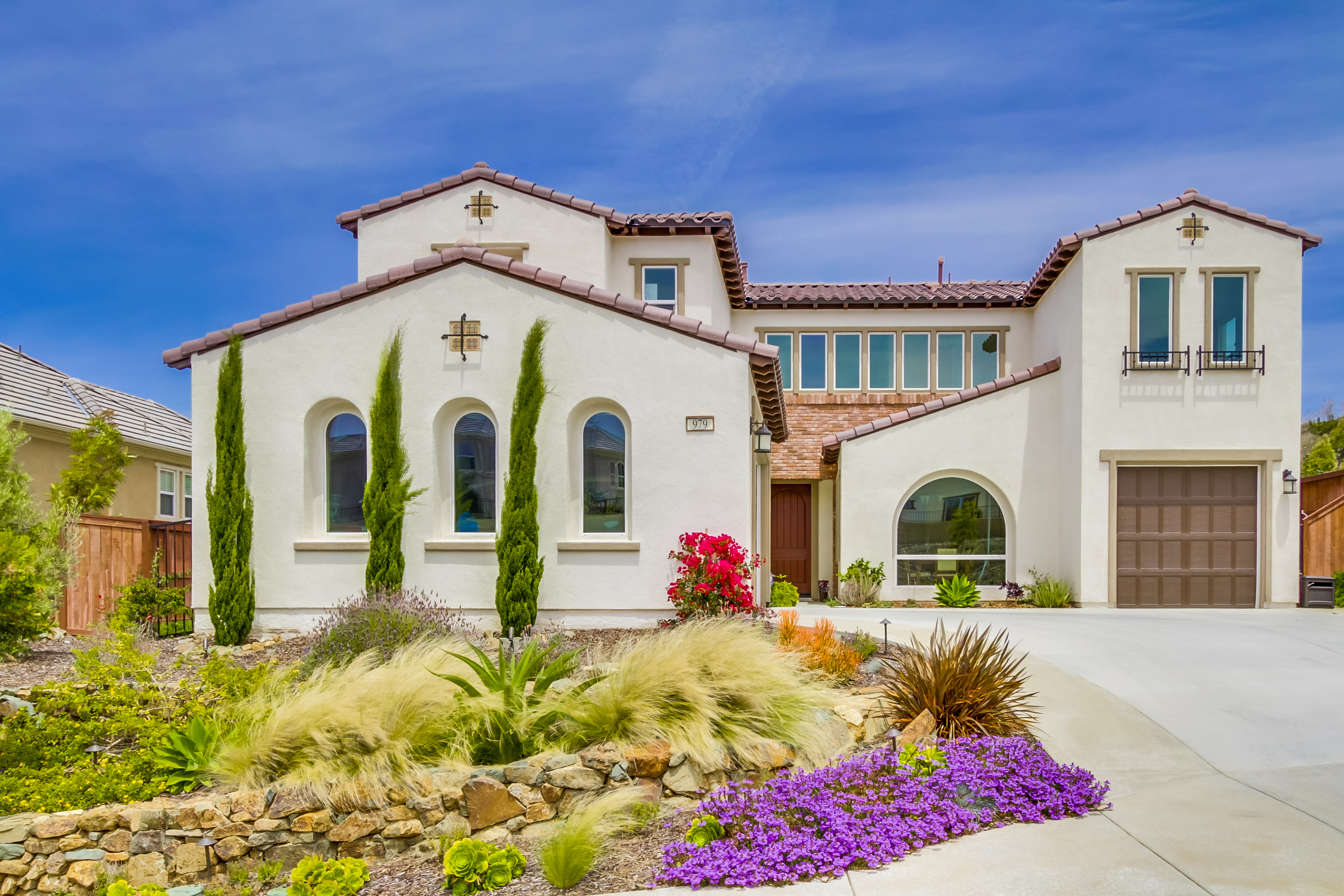 단독 가정 주택 용 매매 에 979 Tucana 979 Tucana Drive San Marcos, 캘리포니아 92078 미국