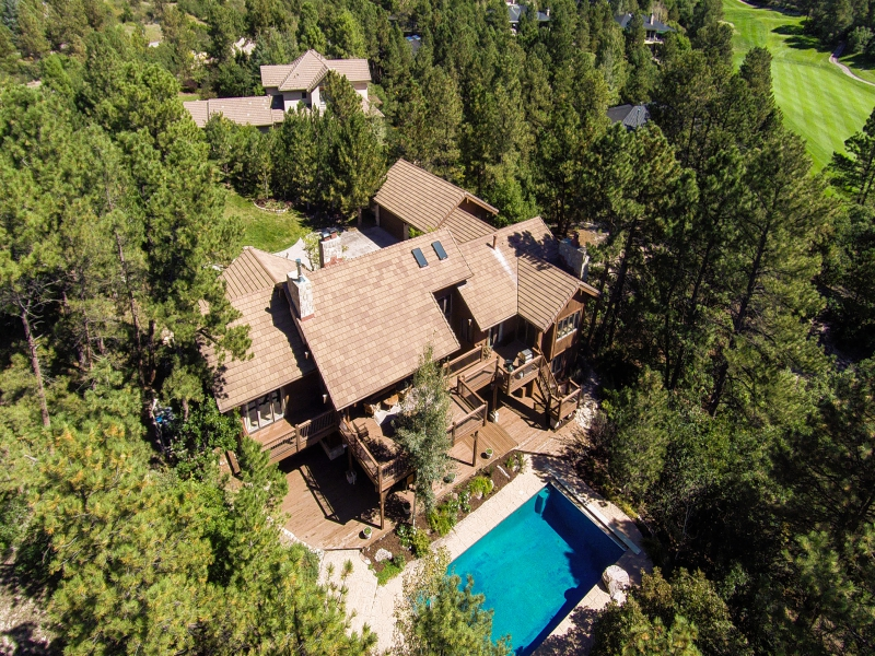 Property For Sale at Beautiful blend of Old World Colorado and Luxury