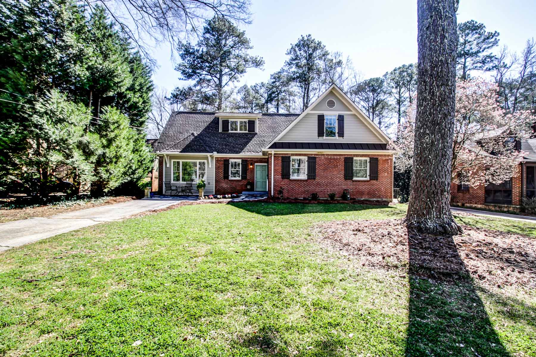 sales property at Recently Renovated on a spacious, private lot in City of Decatur