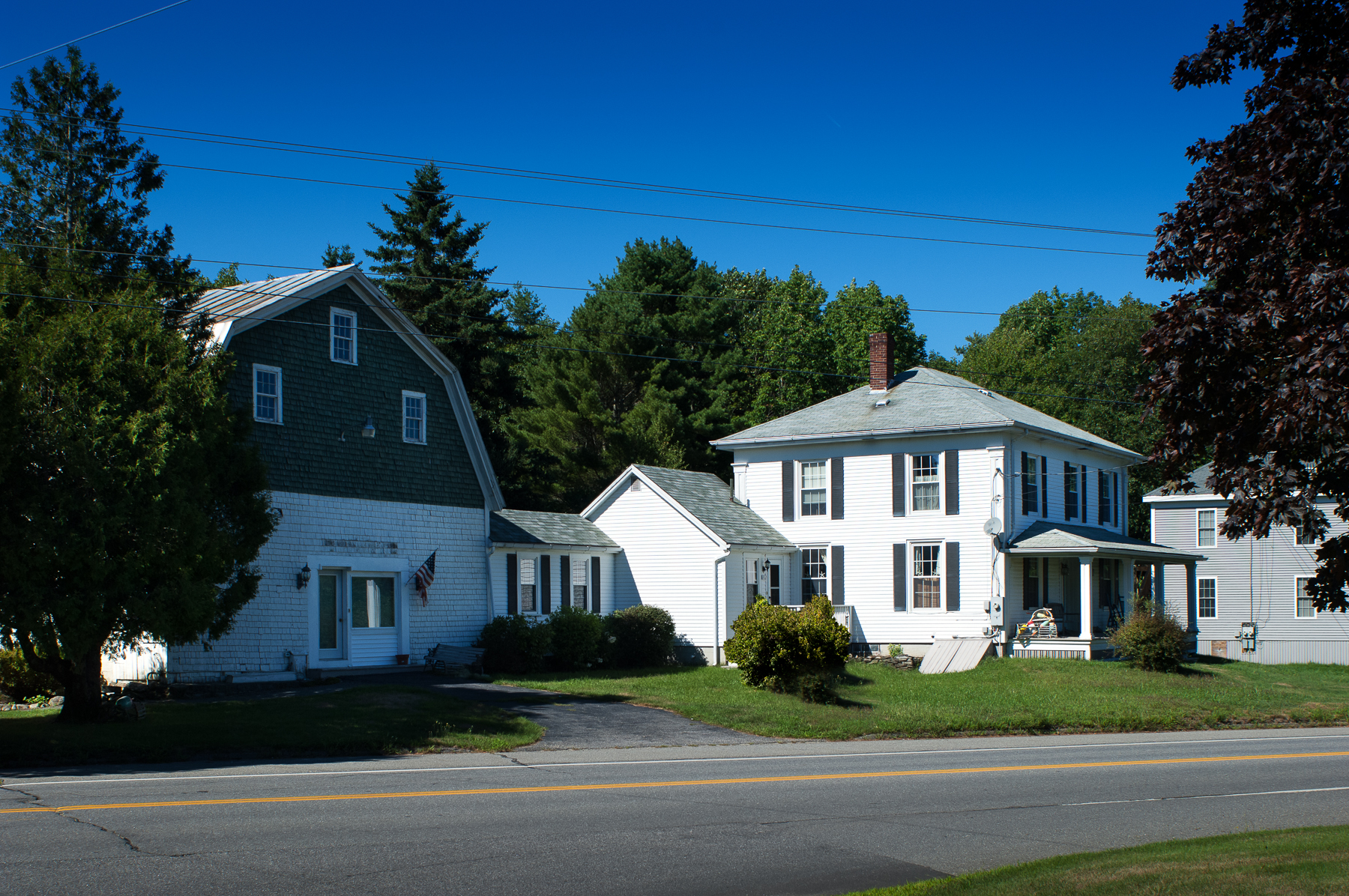 Single Family Home for Sale at Gallery Gatherings 102 Ocean Point Road Boothbay, Maine, 04532 United States