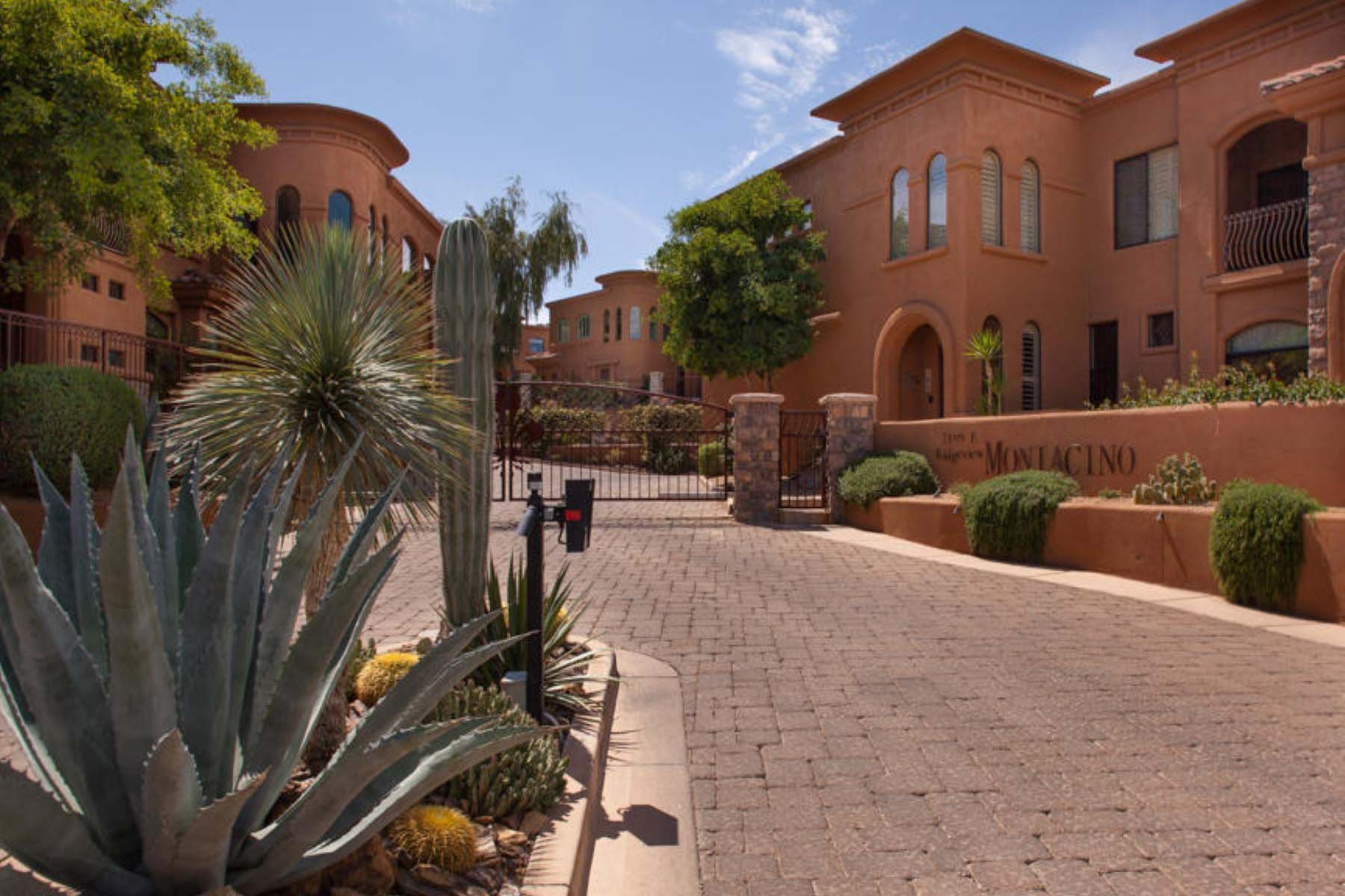 Apartment for Sale at Charming Carefree Condo beautifully furnished. 7199 E RIDGEVIEW PL 120 Carefree, Arizona 85377 United States