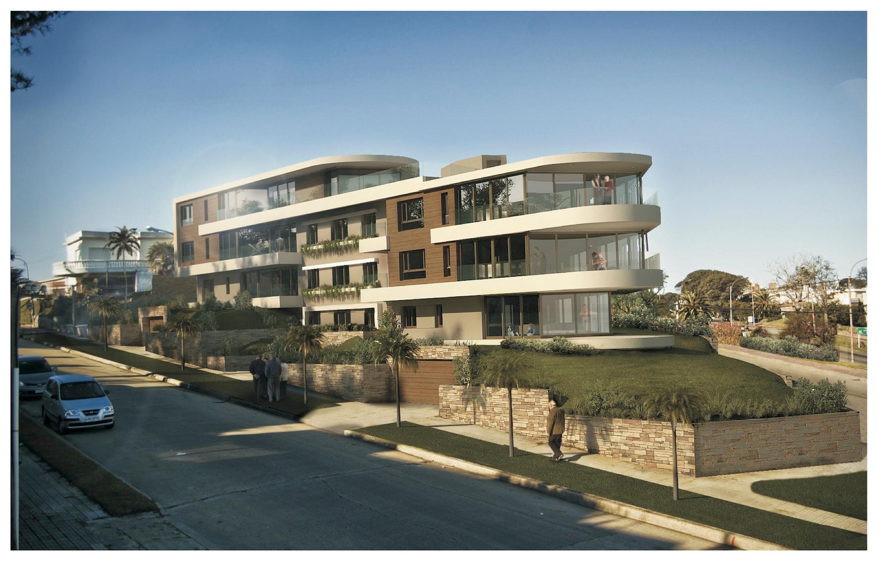 Apartamento por un Venta en Motivos de Proteo 101 Motivos de Proteo y Brenda Montevideo, Montevideo 11500 Uruguay