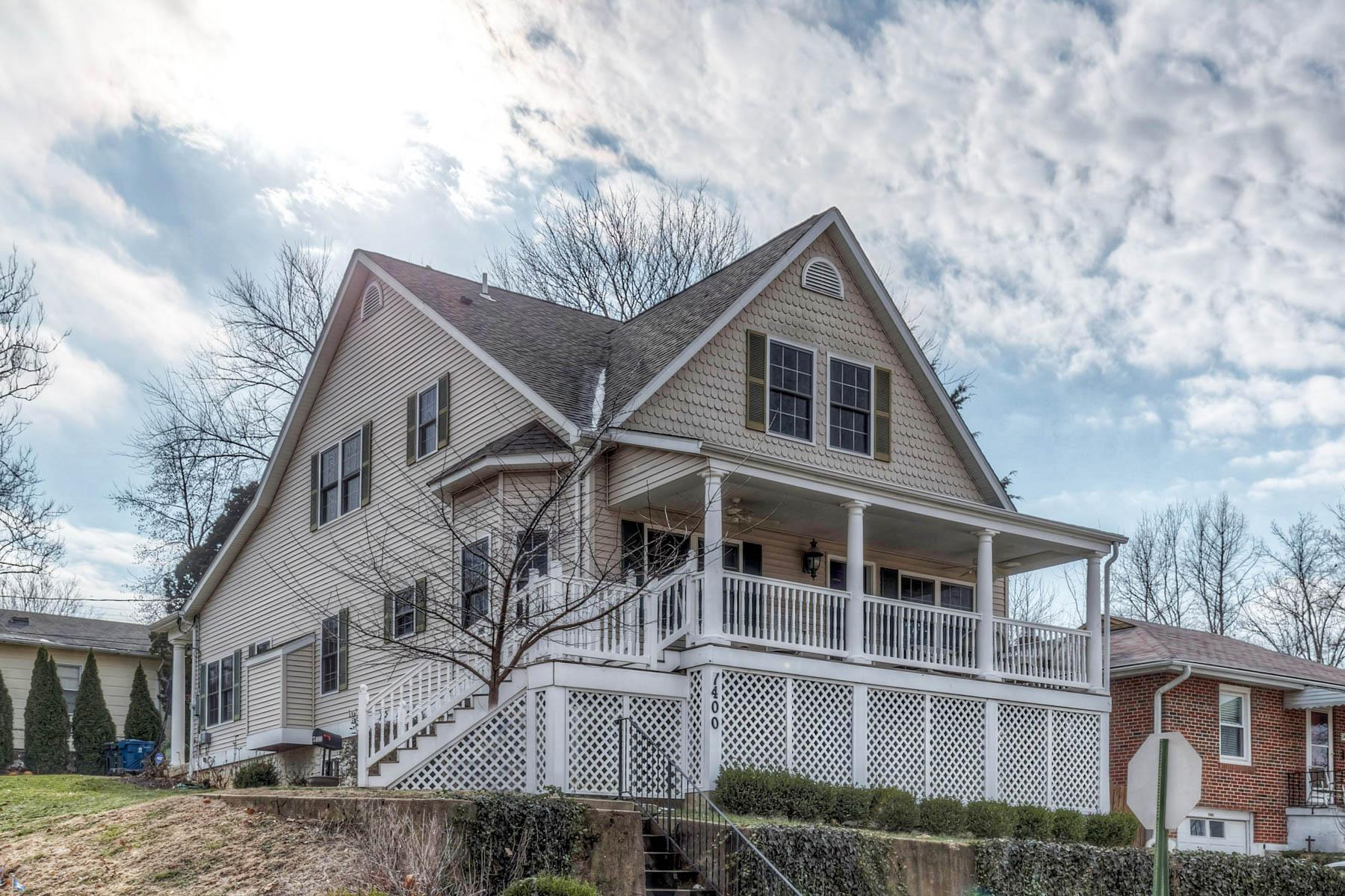 Maison unifamiliale pour l Vente à Hoover Ave 7400 Hoover Ave Richmond Heights, Missouri 63117 États-Unis