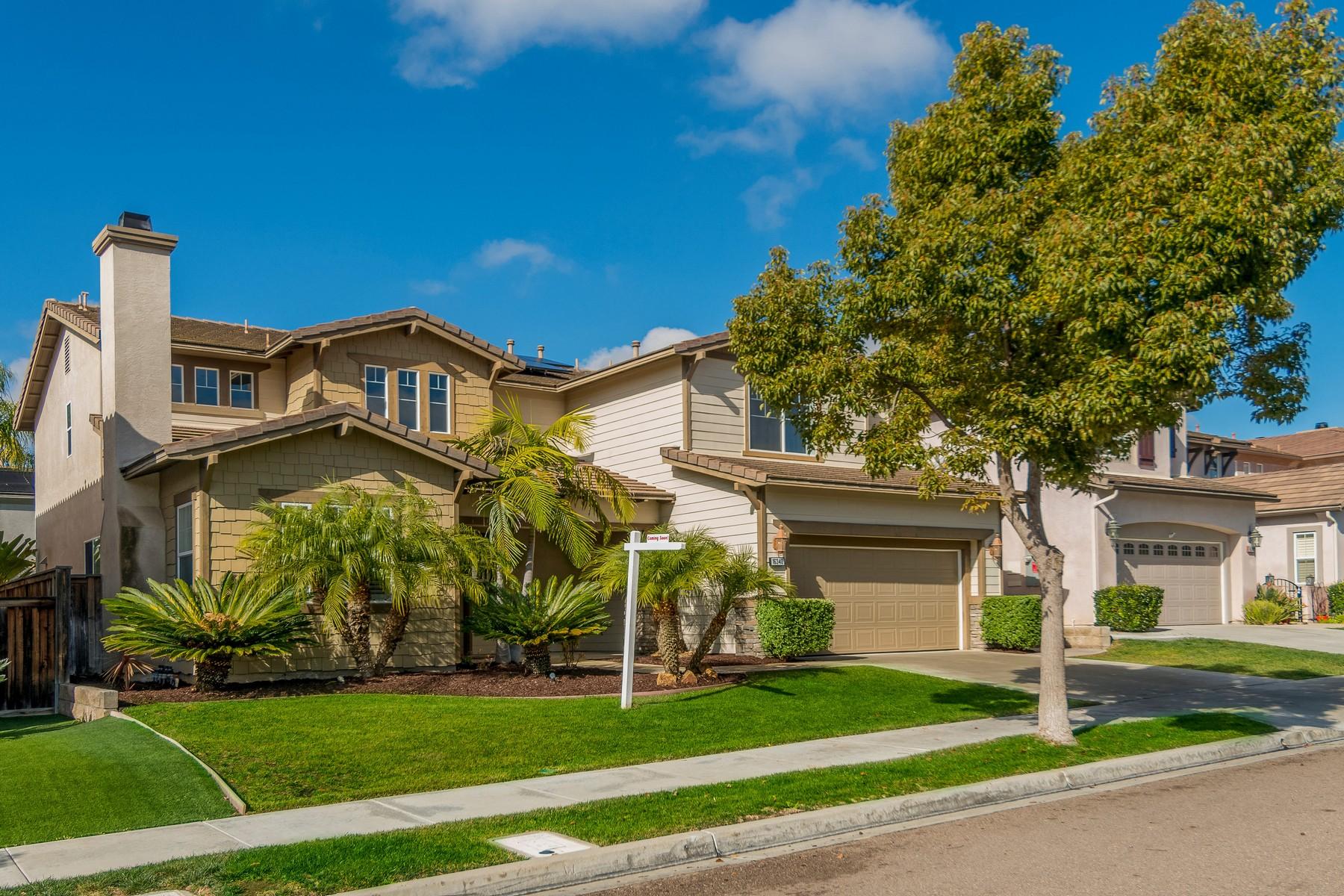 Casa Unifamiliar por un Venta en 16340 Pinto Ridge Court San Diego, California, 92127 Estados Unidos