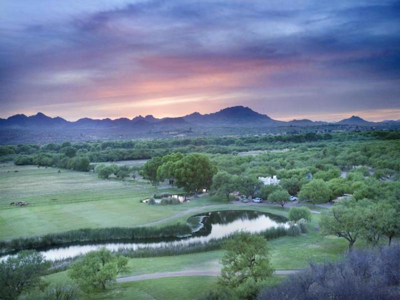 Ferme / Ranch / Plantation pour l Vente à Tres Alamos Ranch 84 Clarks Crossing Tubac, Arizona 85646 États-Unis