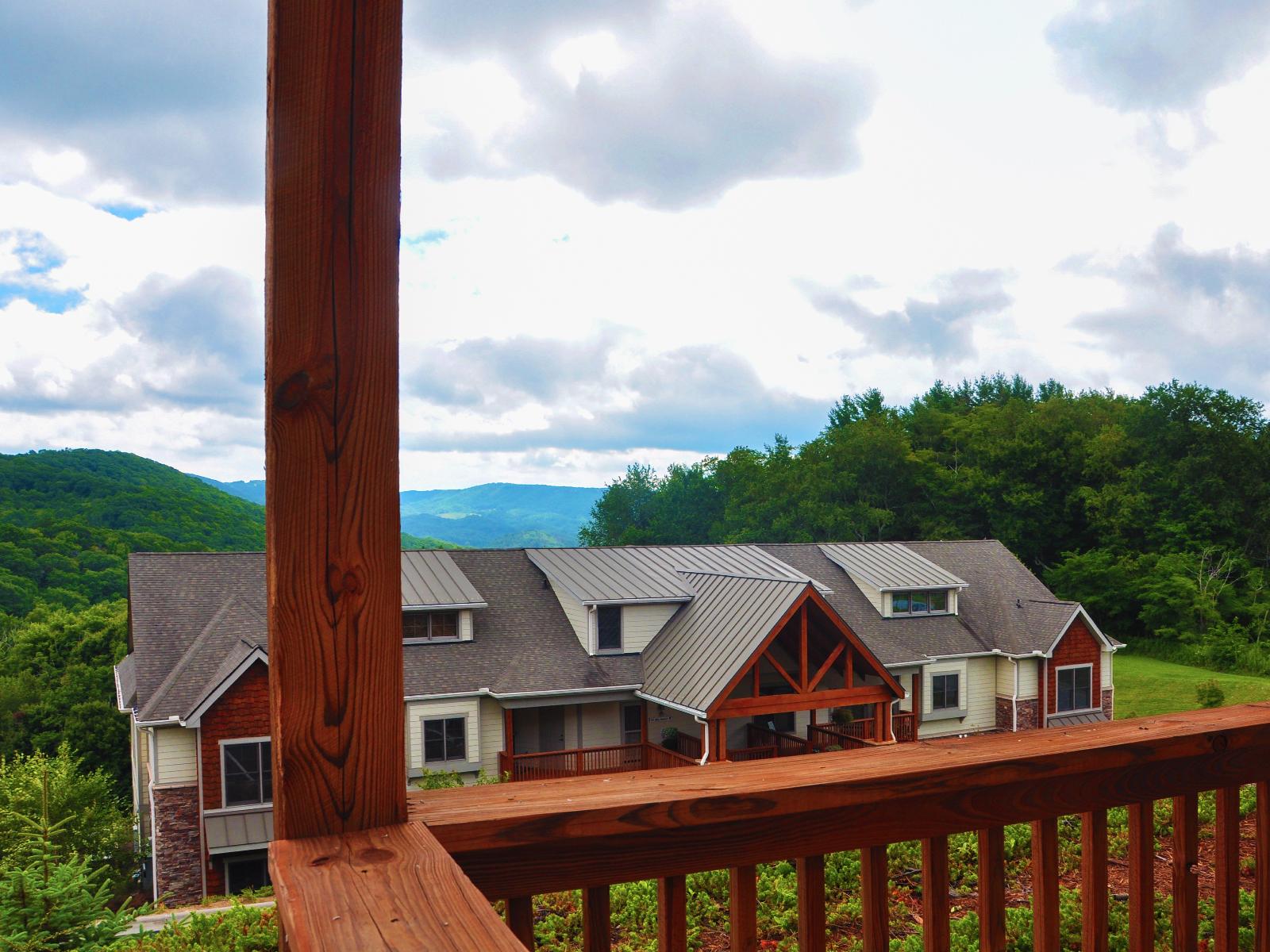 Condominium for Sale at The Lodges at Elkmont 110 C Caribou Court Banner Elk, North Carolina 28604 United States