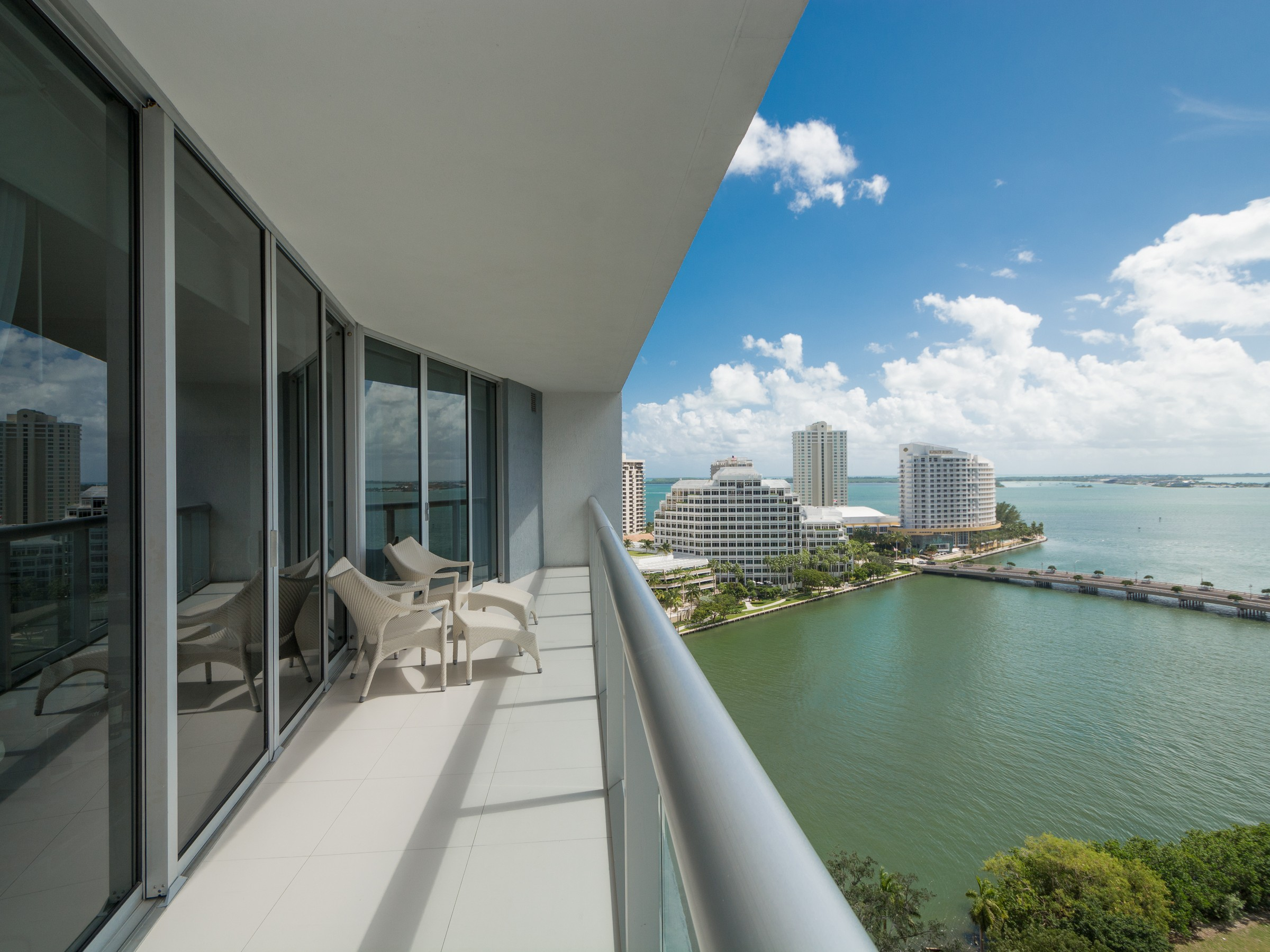 Condominium for Sale at 495 Brickell Avenue #1705 Miami, Florida 33131 United States