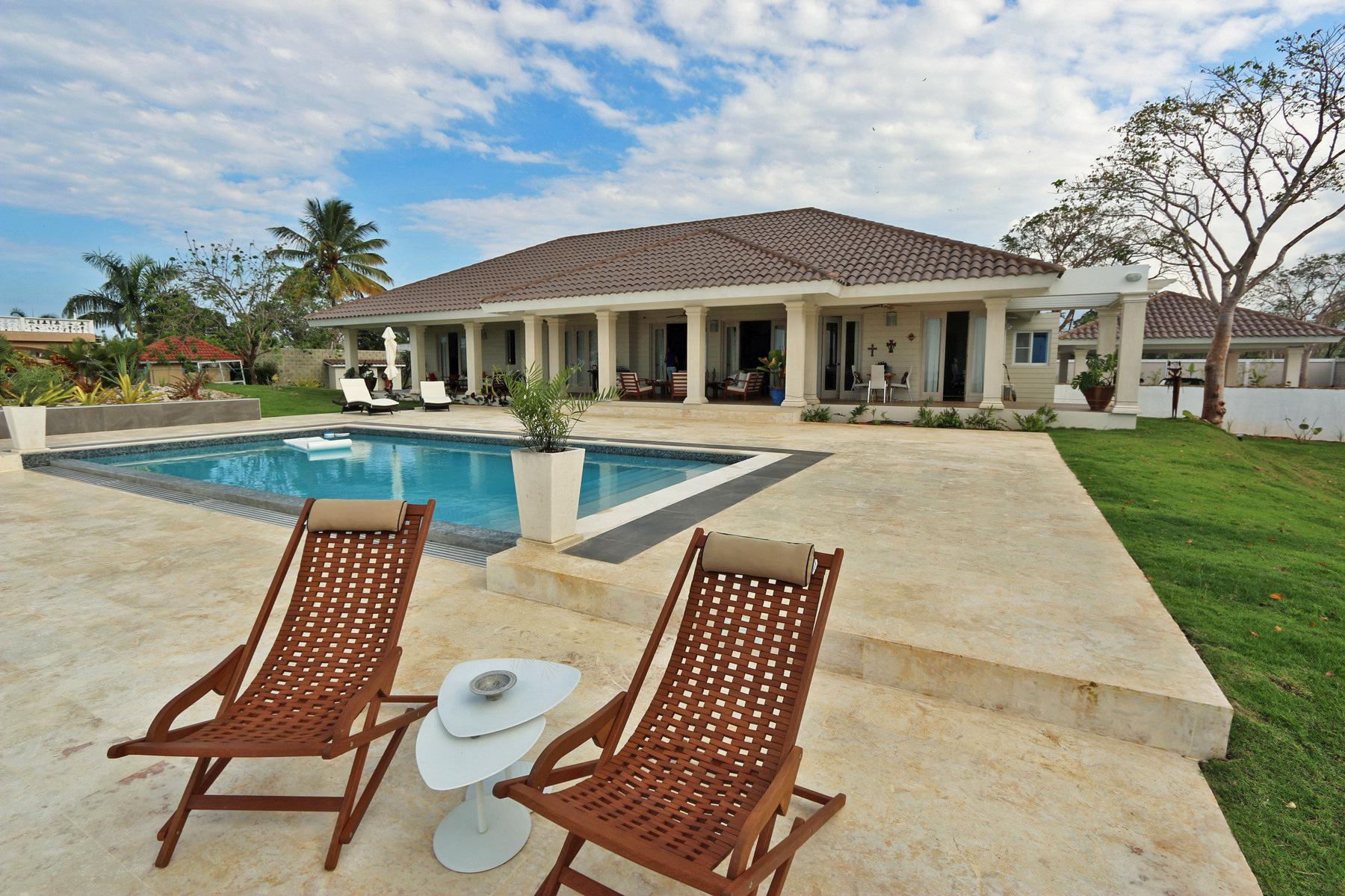 sales property at Villa La Salimah