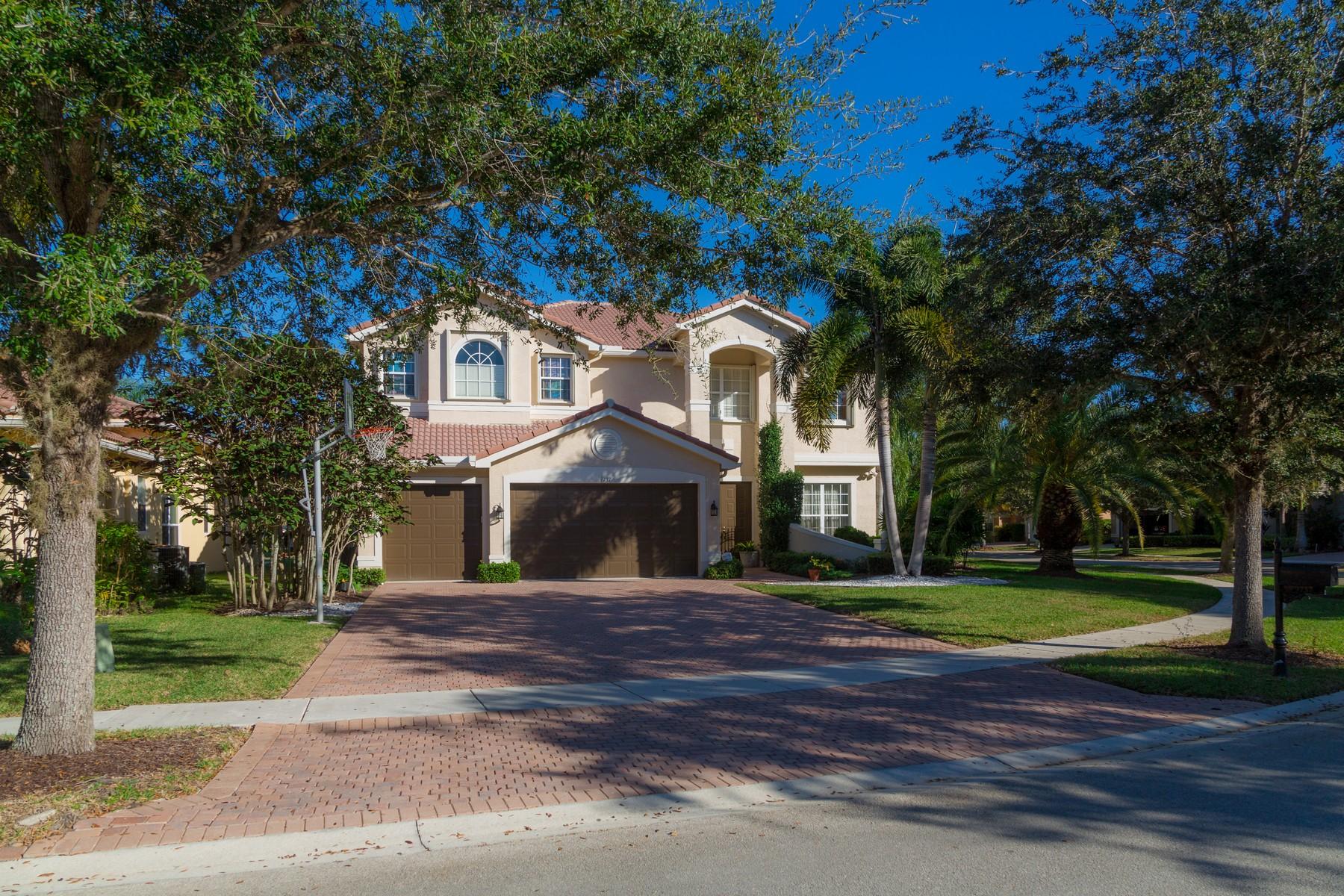 Maison unifamiliale pour l Vente à 9737 Napoli Woods Ln , Delray Beach, FL 33446 9737 Napoli Woods Ln Delray Beach, Florida, 33446 États-Unis