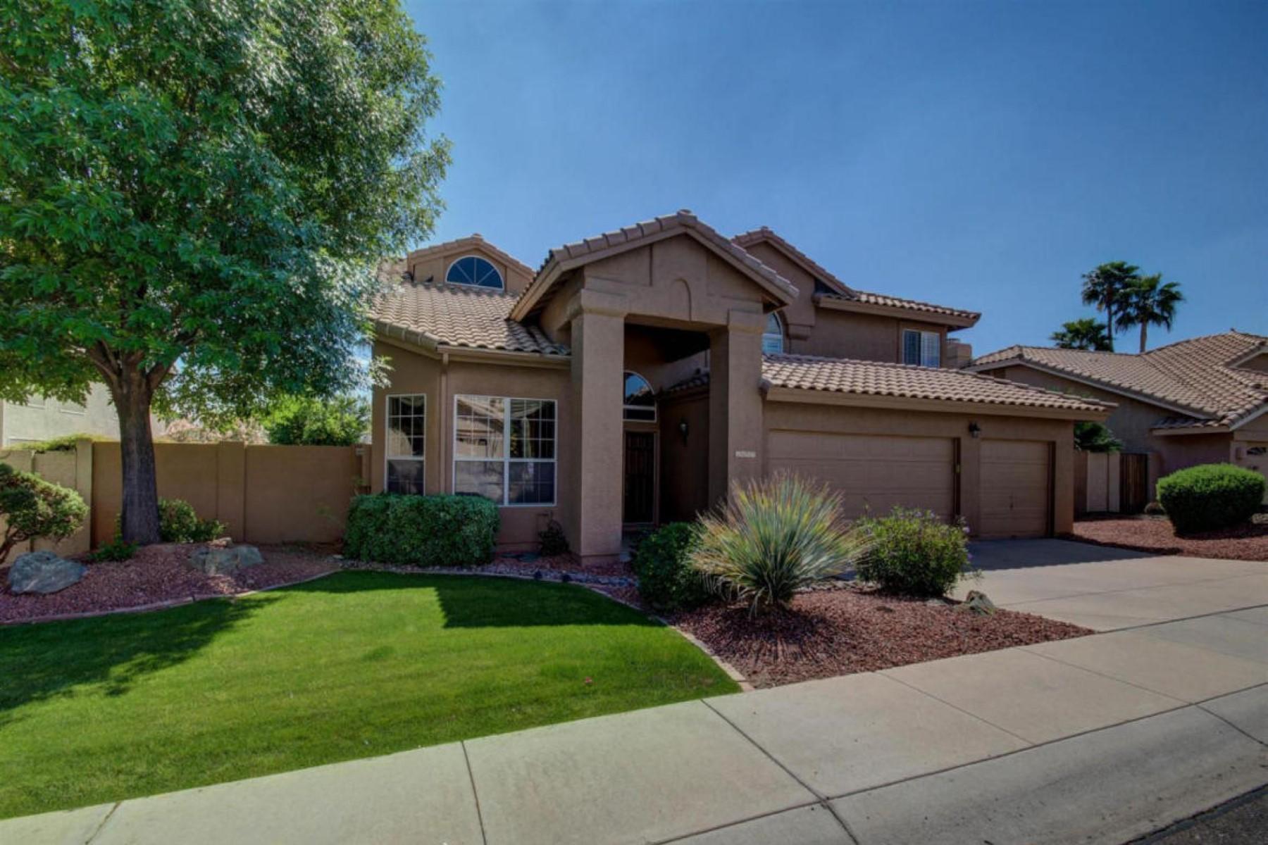 Частный односемейный дом для того Продажа на Shadow Rock At The Foothills 1607 E Briarwood Ter Phoenix, Аризона 85048 Соединенные Штаты