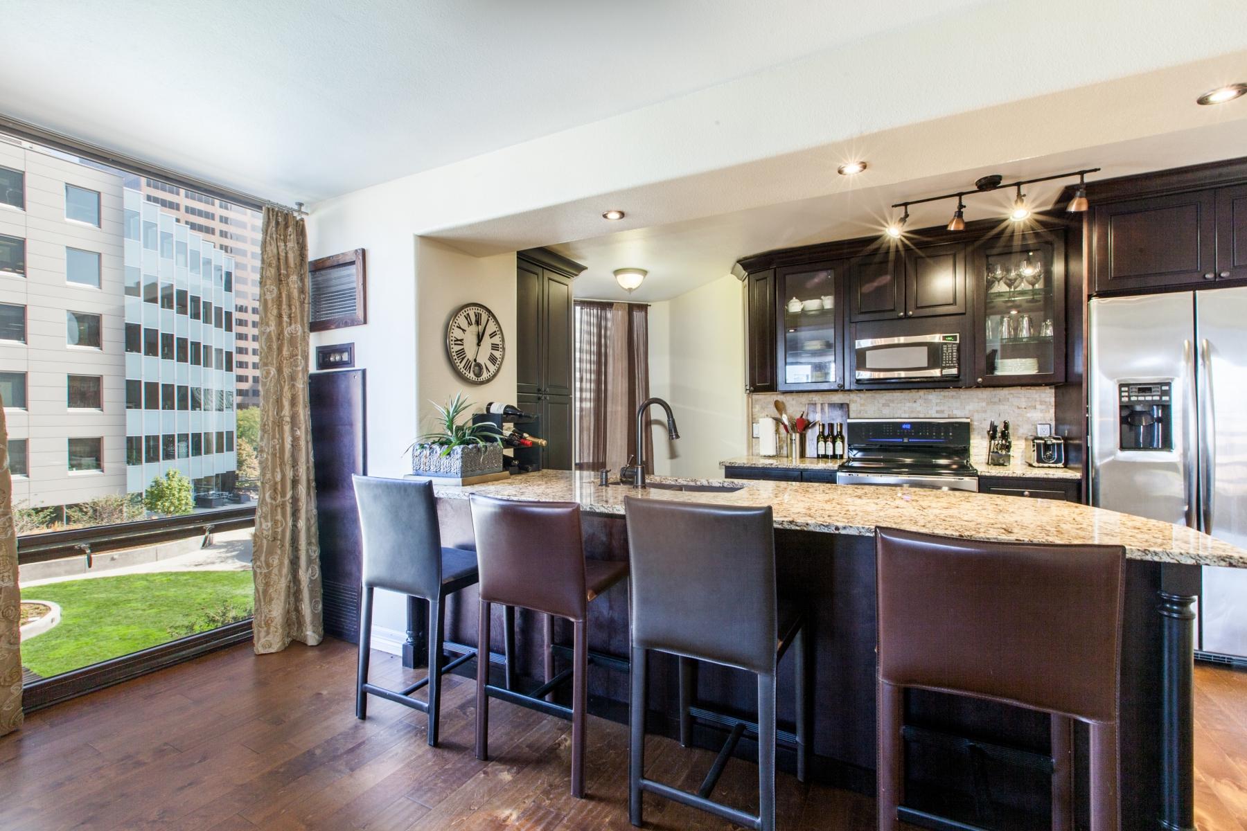 Property For Sale at 1625 Larimer Street #507