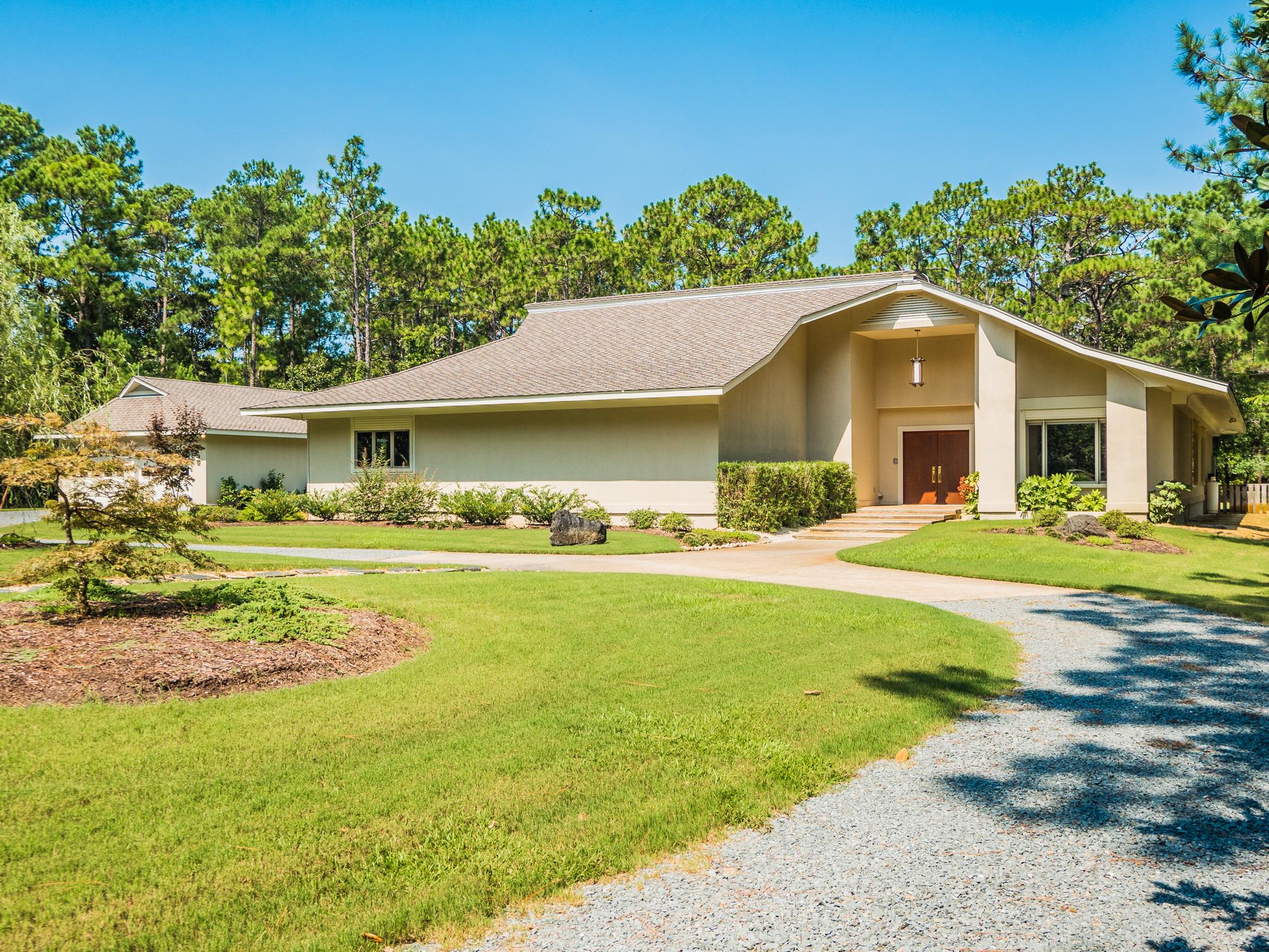 Single Family Home for Sale at Unique Contemporary Private Retreat 7211 Masonboro Sound Rd Wilmington, North Carolina, 28409 United States