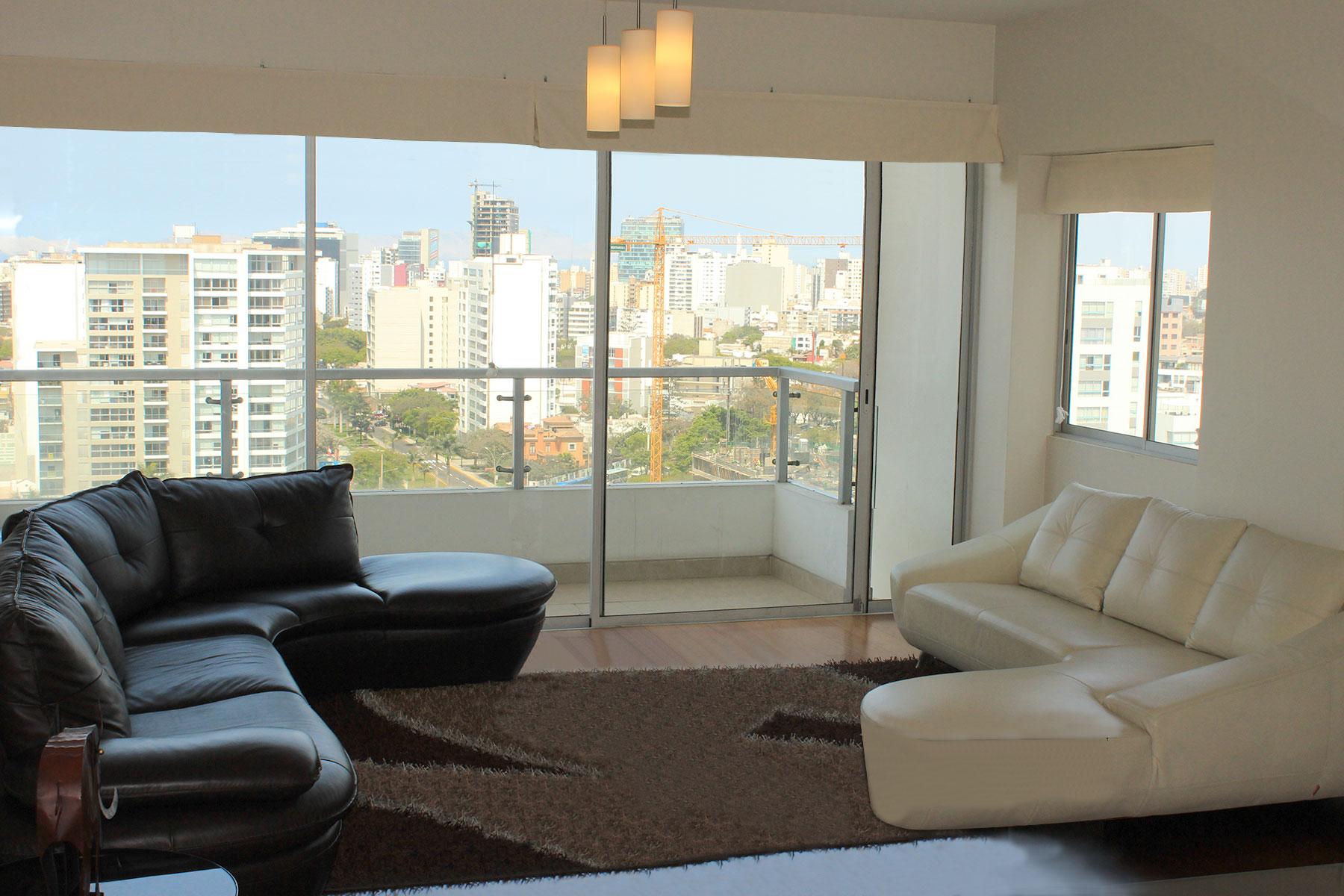 Apartment for Sale at Precioso pent-house duplex frente a parque Calle Los Eucaliptos San Isidro, Lima, 27 Peru