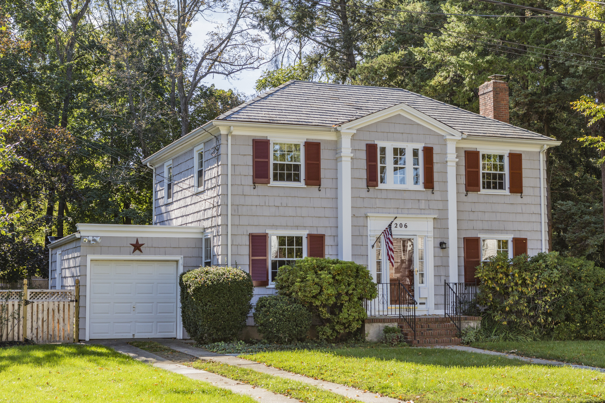 Single Family Home for Sale at Picture Perfect Classic 206 Pingree Avenue Ewing, New Jersey 08618 United States