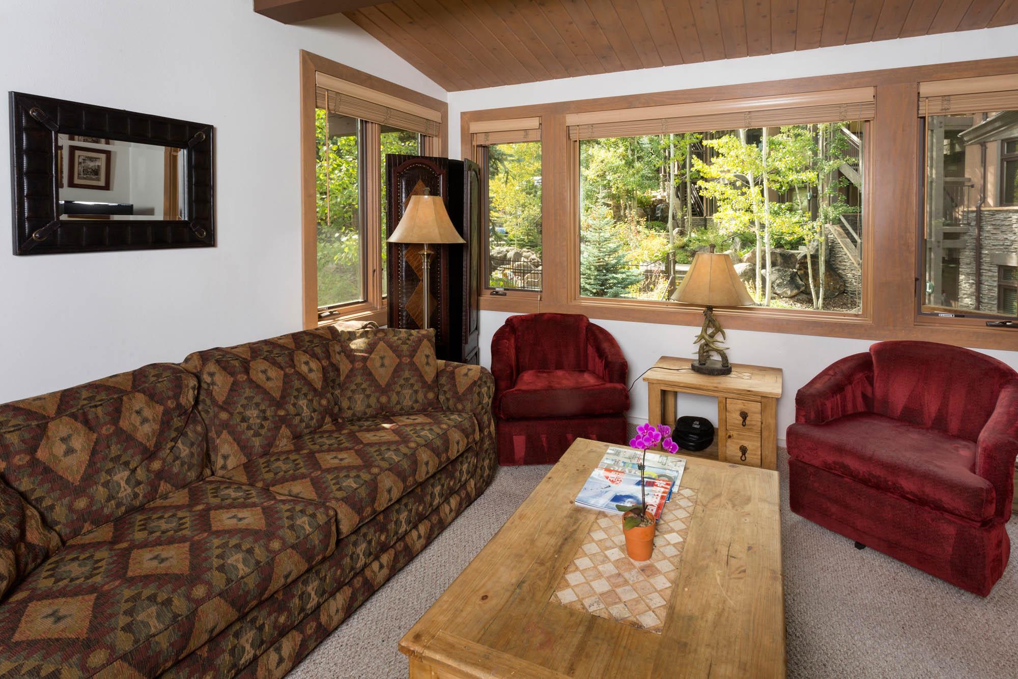 Condominium for Sale at Aspenwood Unit K-20 600 Carriage Way Aspenwood K-20 Snowmass Village, Colorado 81615 United States