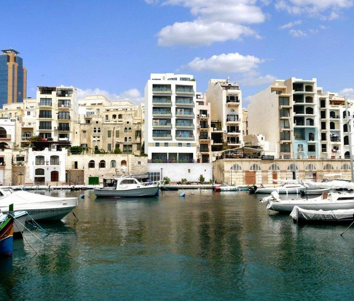 Deluxe Penthouse, Spinola Bay