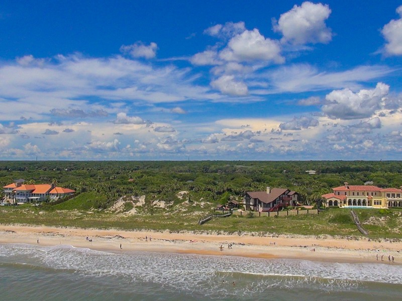 土地 為 出售 在 1127 Ponte Vedra Blvd. 1127 Ponte Vedra Boulevard Ponte Vedra Beach, 佛羅里達州, 32082 美國