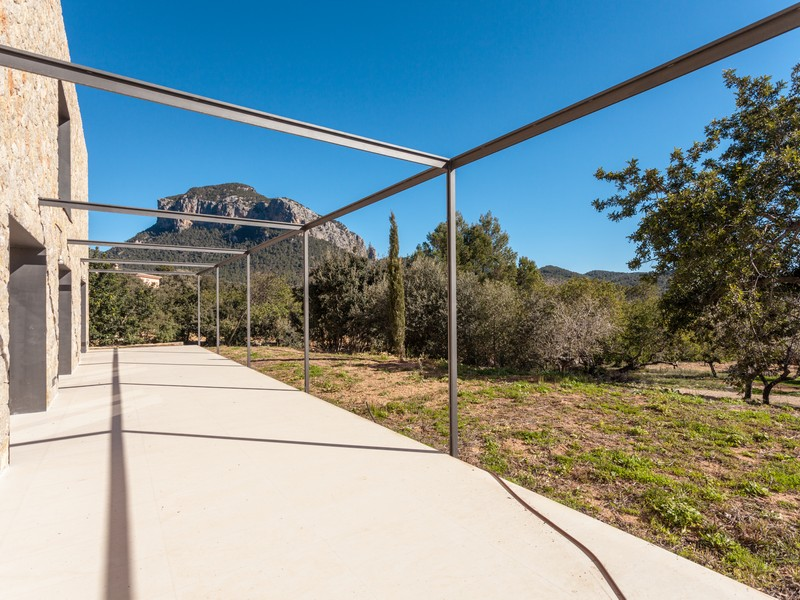 Property Of Villa in Alaró with views to the Twin Mountains