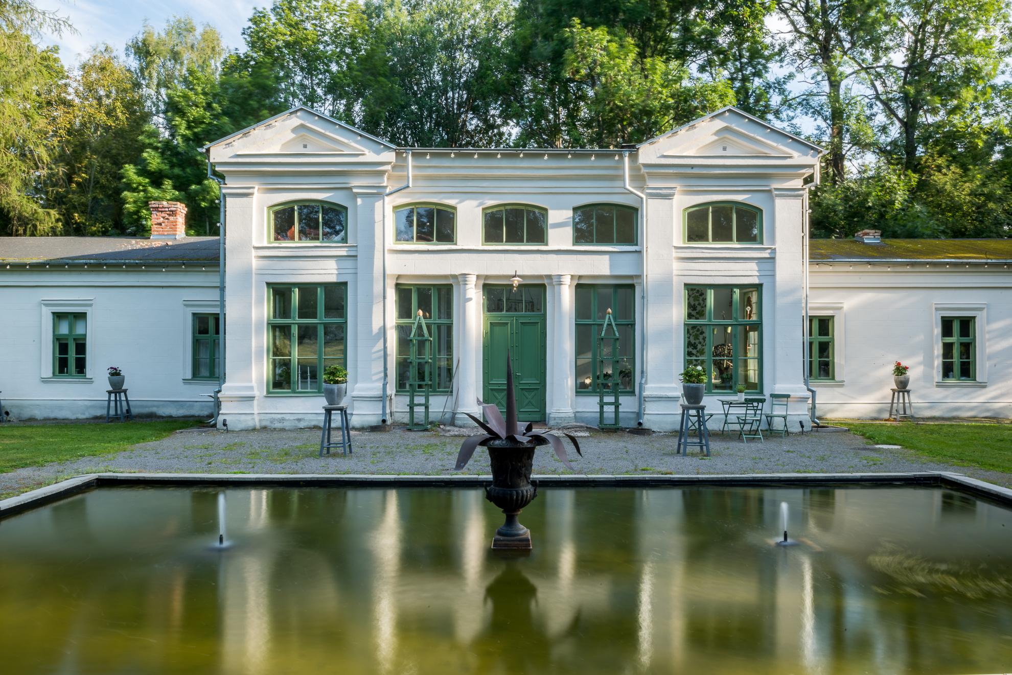 Property For Sale at Beautiful and historic Kohlsva Manor