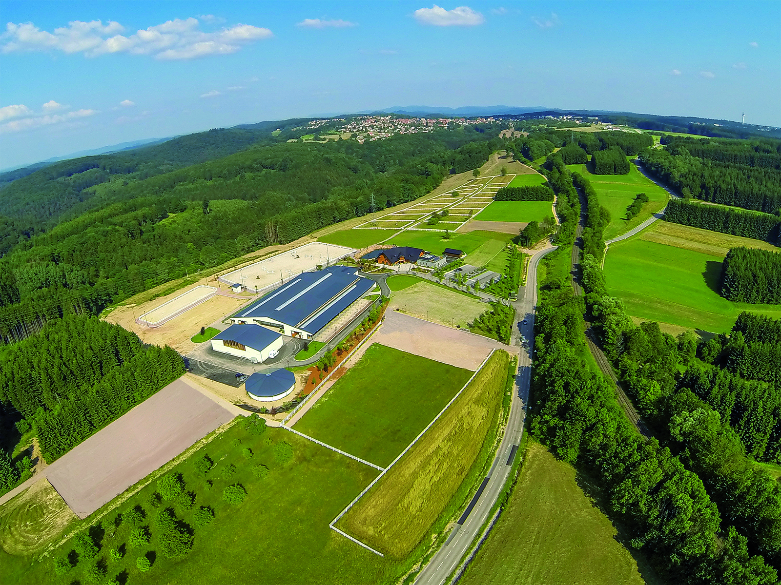 Farm / Ranch / Plantation for Active at Les Laurentides Domain Other Luxembourg, Luxembourg 57620 Luxembourg
