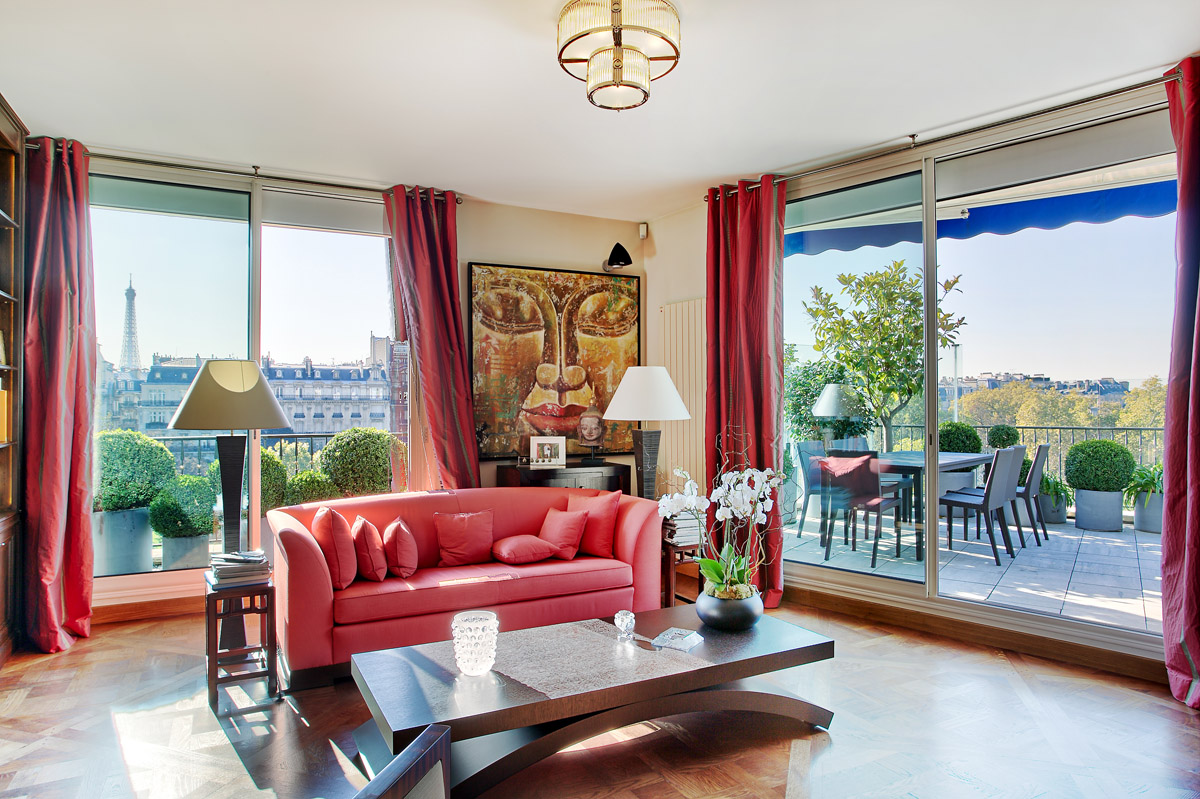 Property For Sale at Paris 16 - Avenue Foch