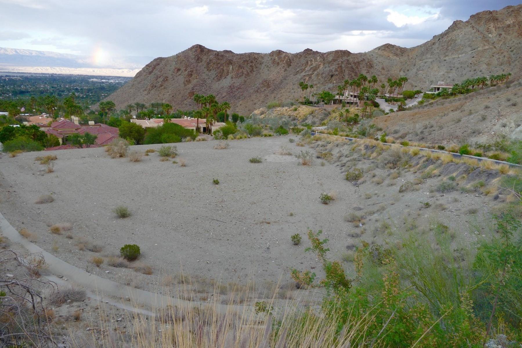 Земля для того Продажа на 6 Thunderbird Mesa Drive Rancho Mirage, Калифорния, 92270 Соединенные Штаты