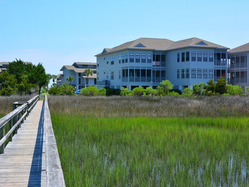 Condominio por un Venta en 180 Inlet Point Dr 180 Inlet Point Dr 21-C Pawleys Island, Carolina Del Sur 29585 Estados Unidos