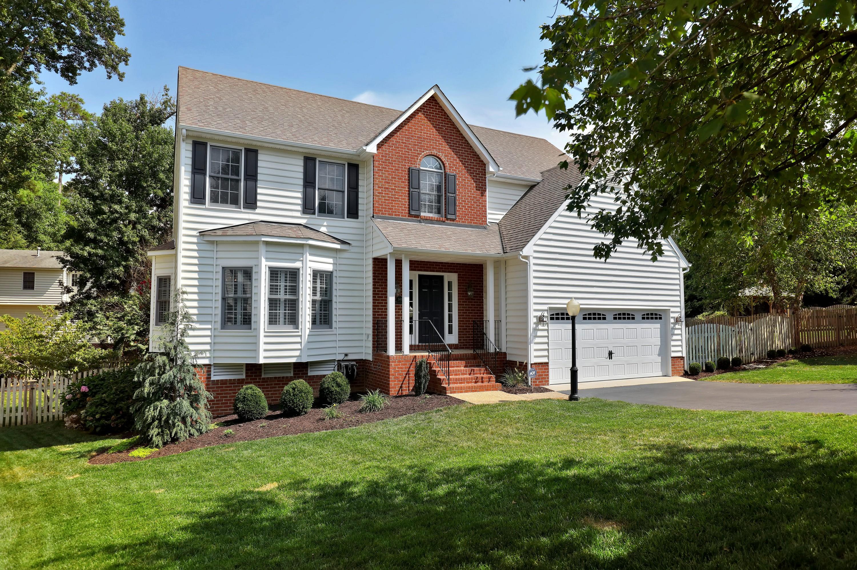 단독 가정 주택 용 매매 에 505 Weston Court Henrico, 버지니아, 23238 미국