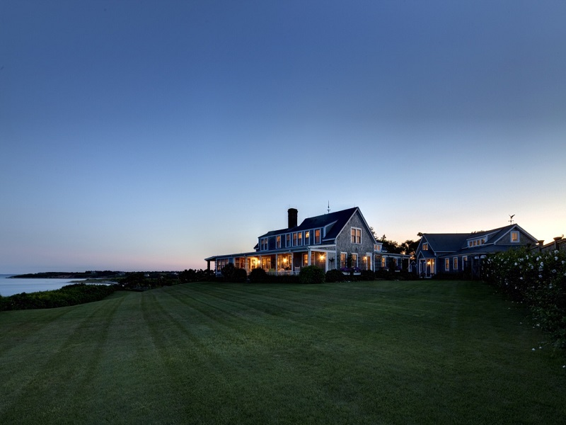 "Property For Sale at The ""Cliff Cottage"" in Chilmark"