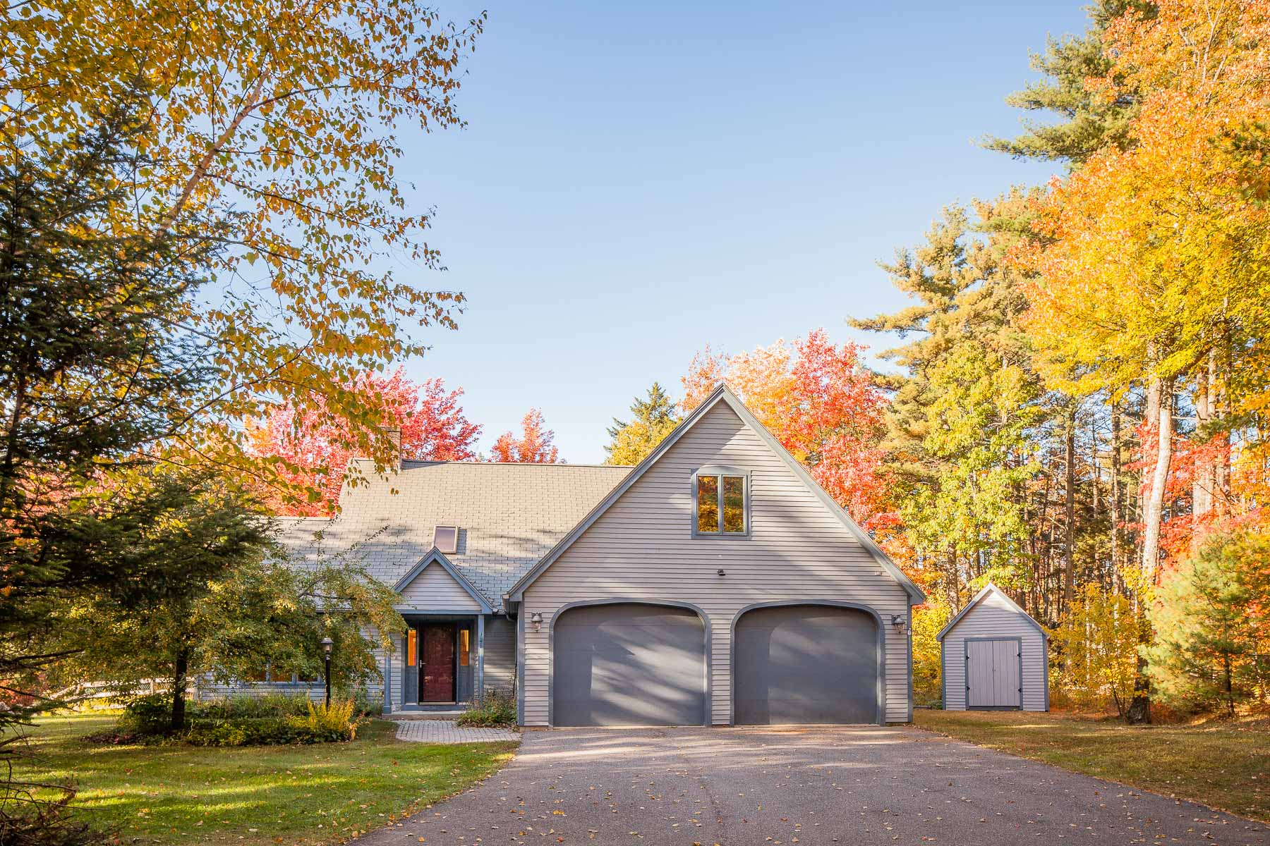 Single Family Home for Sale at 345 Park Street Rockport, Maine, 04856 United States