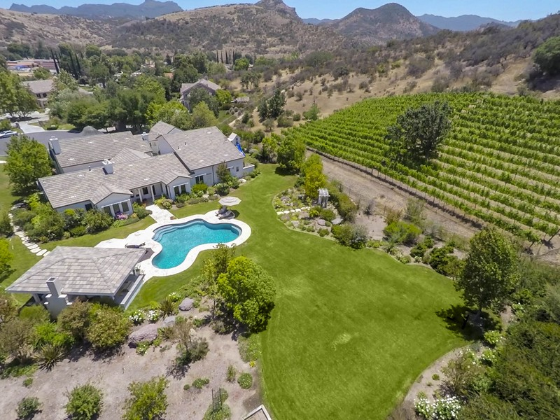 Single Family Home for Sale at Cheviot Hills Court 1475 Cheviot Hills Court Westlake Village, California 91361 United States