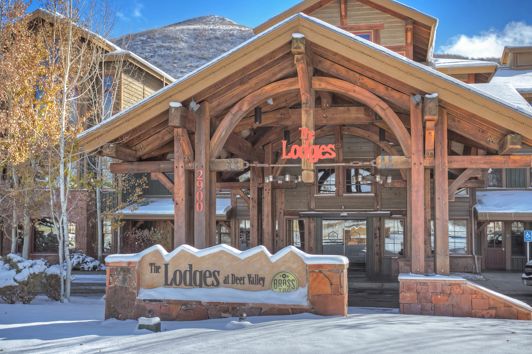 Property For Sale at Lodges at Deer Valley condo in prime location