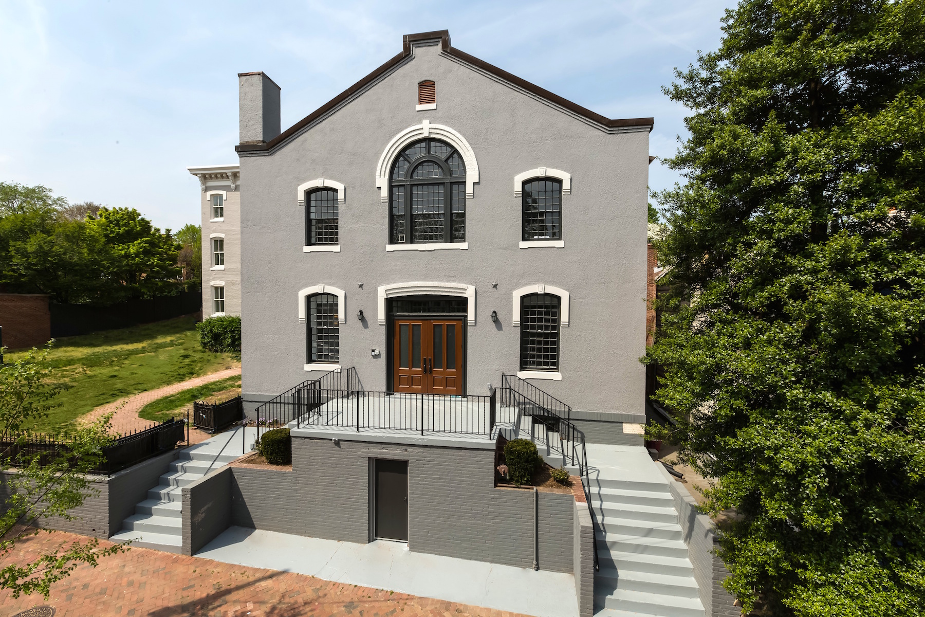 Condominium for Sale at Georgetown 2709 N Street Nw 101 Georgetown, Washington, District Of Columbia, 20007 United States