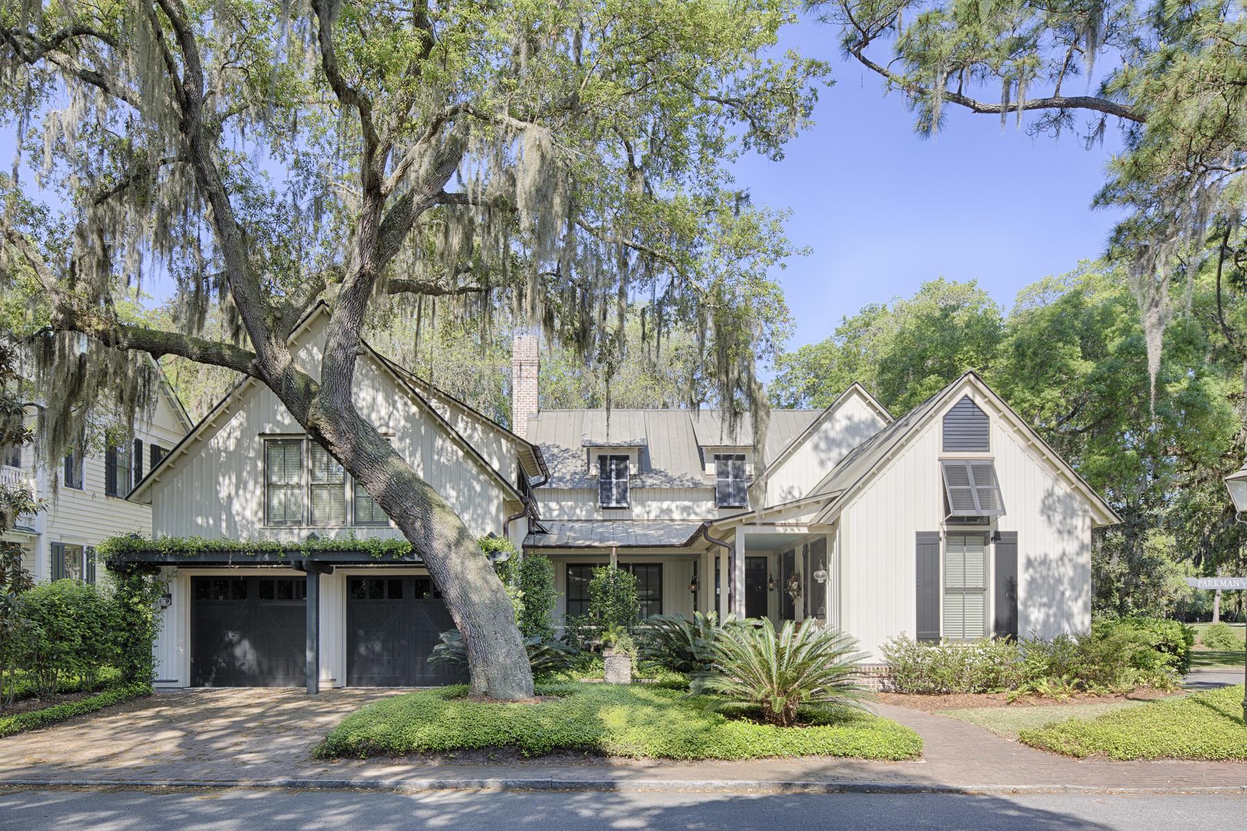 Einfamilienhaus für Verkauf beim Palmetto Bluff 2 Parkman St Bluffton, South Carolina 29910 Vereinigte Staaten